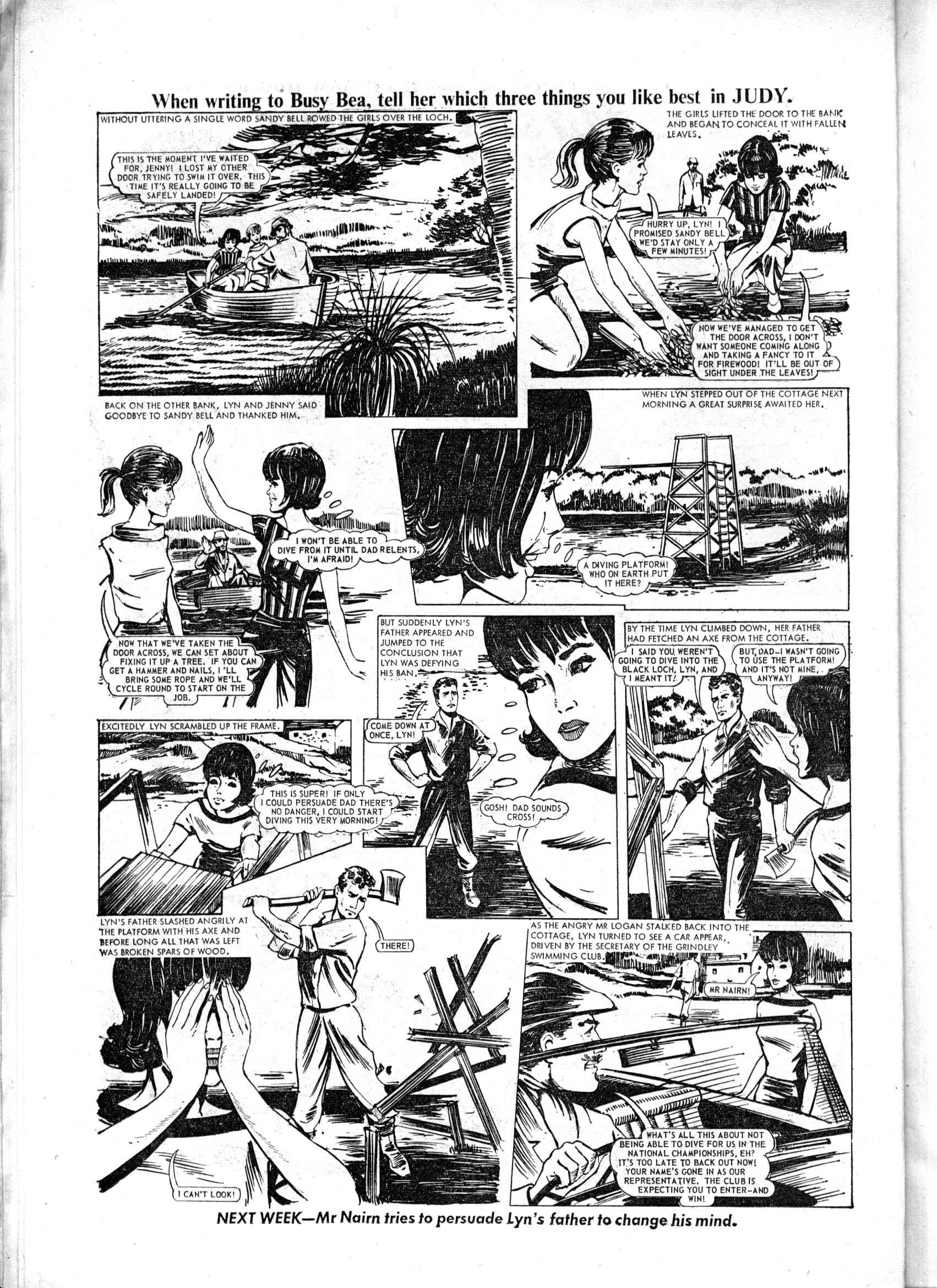 Read online Judy comic -  Issue #245 - 20