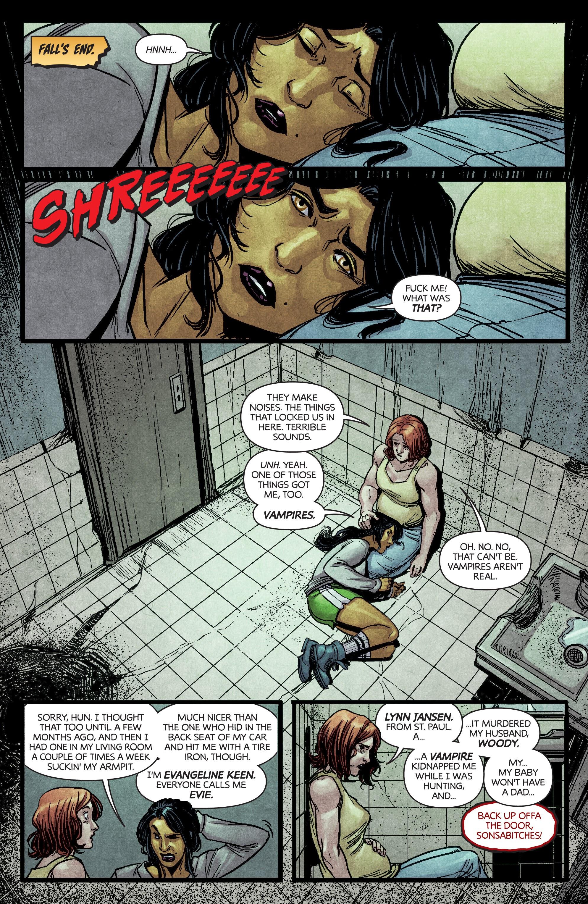 Read online Dark Red comic -  Issue #4 - 4