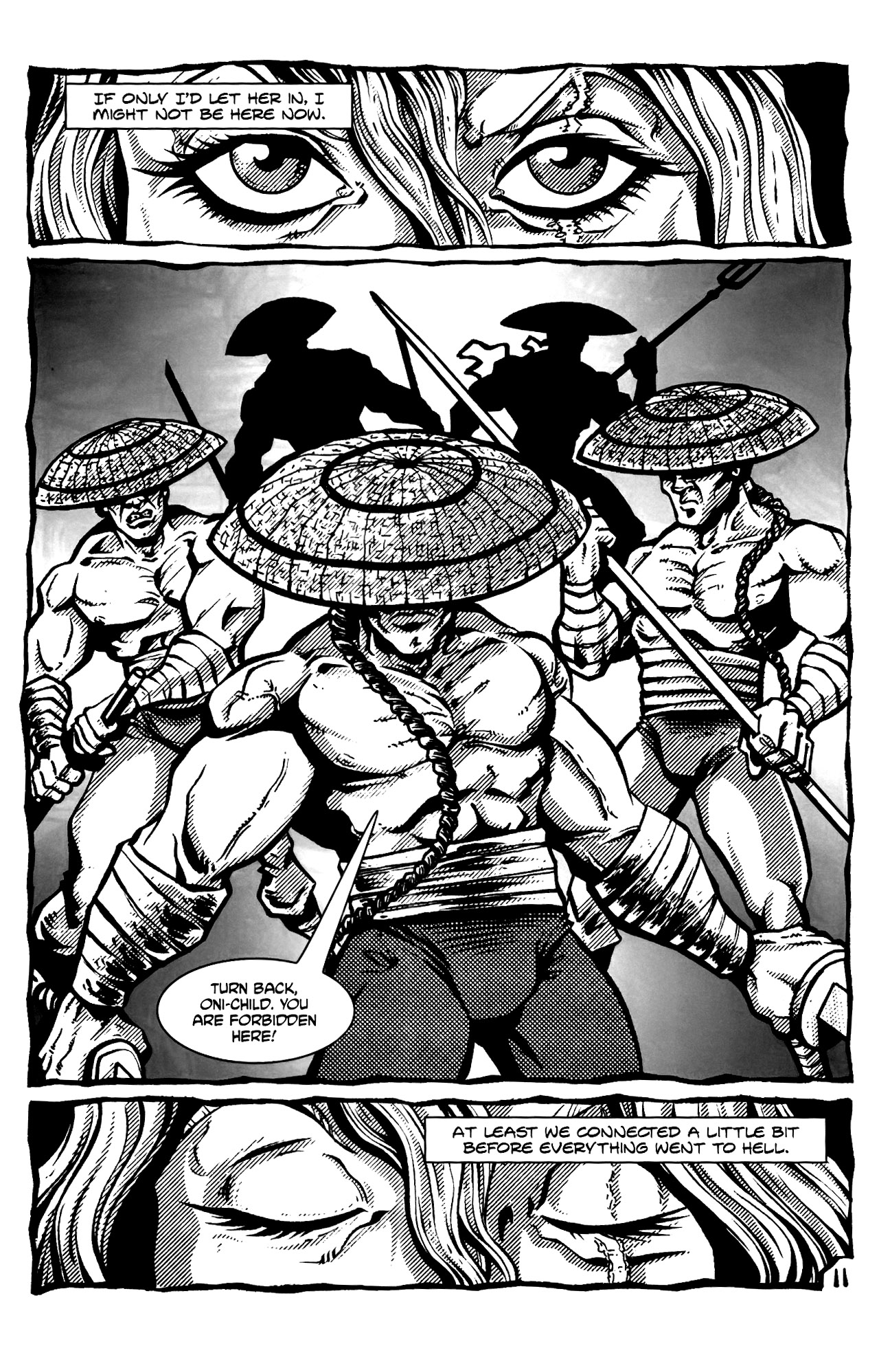 Read online Tales of the TMNT comic -  Issue #69 - 14