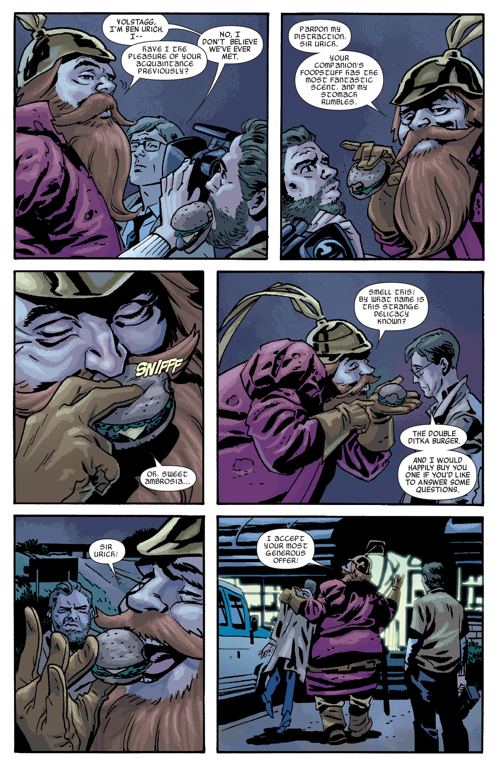 Read online Siege: Embedded comic -  Issue #1 - 16