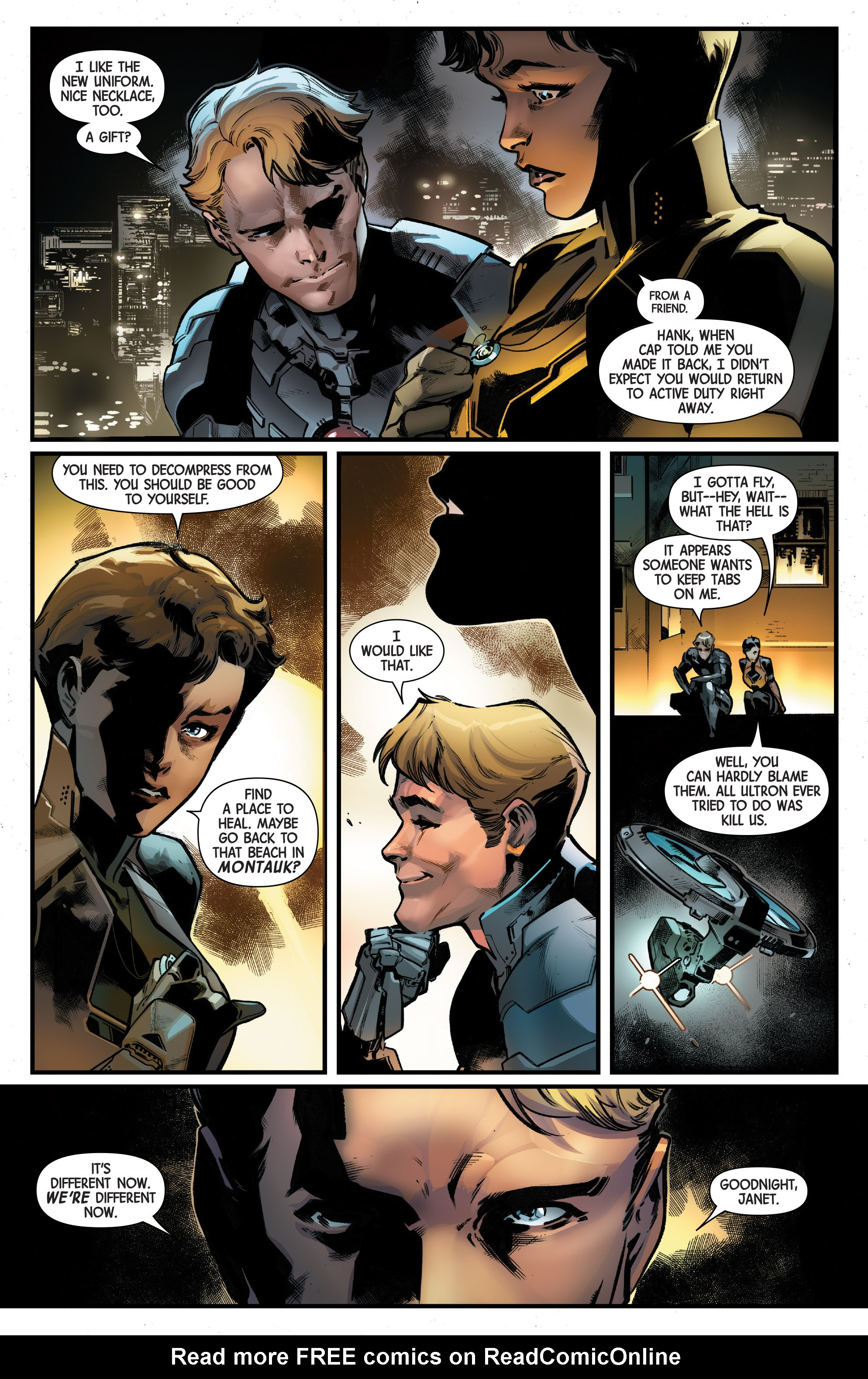 Read online Uncanny Avengers [II] comic -  Issue #10 - 9