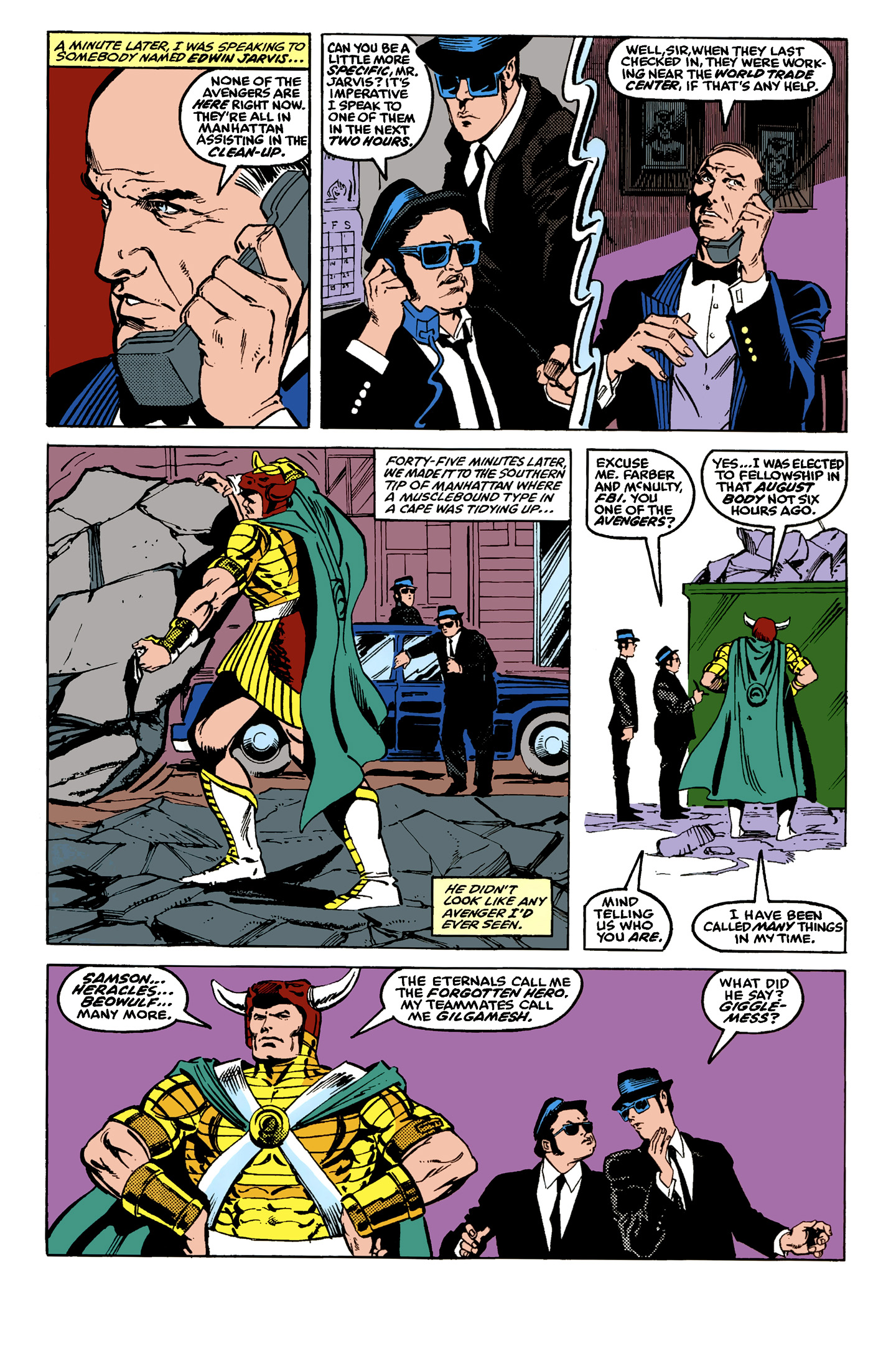 Read online X-Factor (1986) comic -  Issue # _ Annual 4 - 44