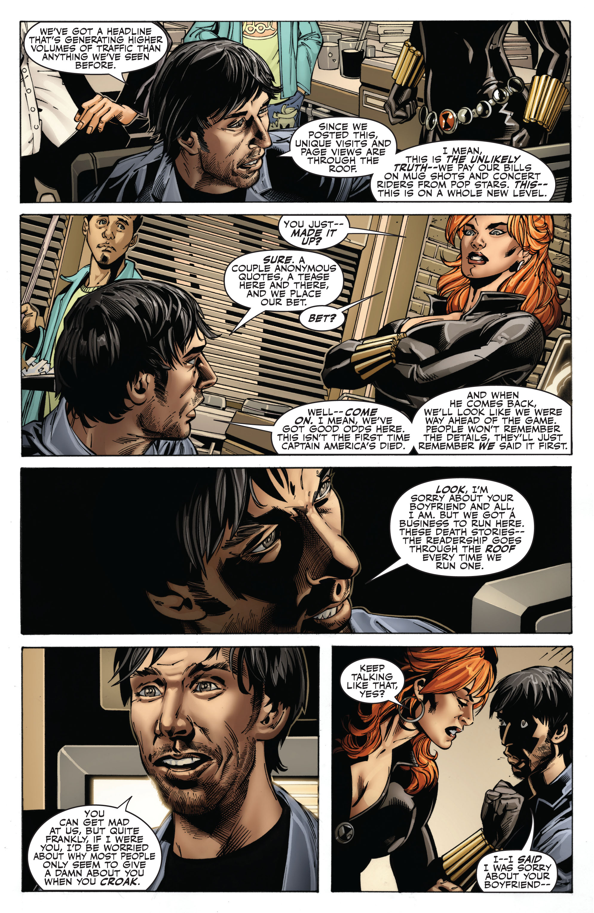 Read online Secret Avengers (2010) comic -  Issue #15 - 11