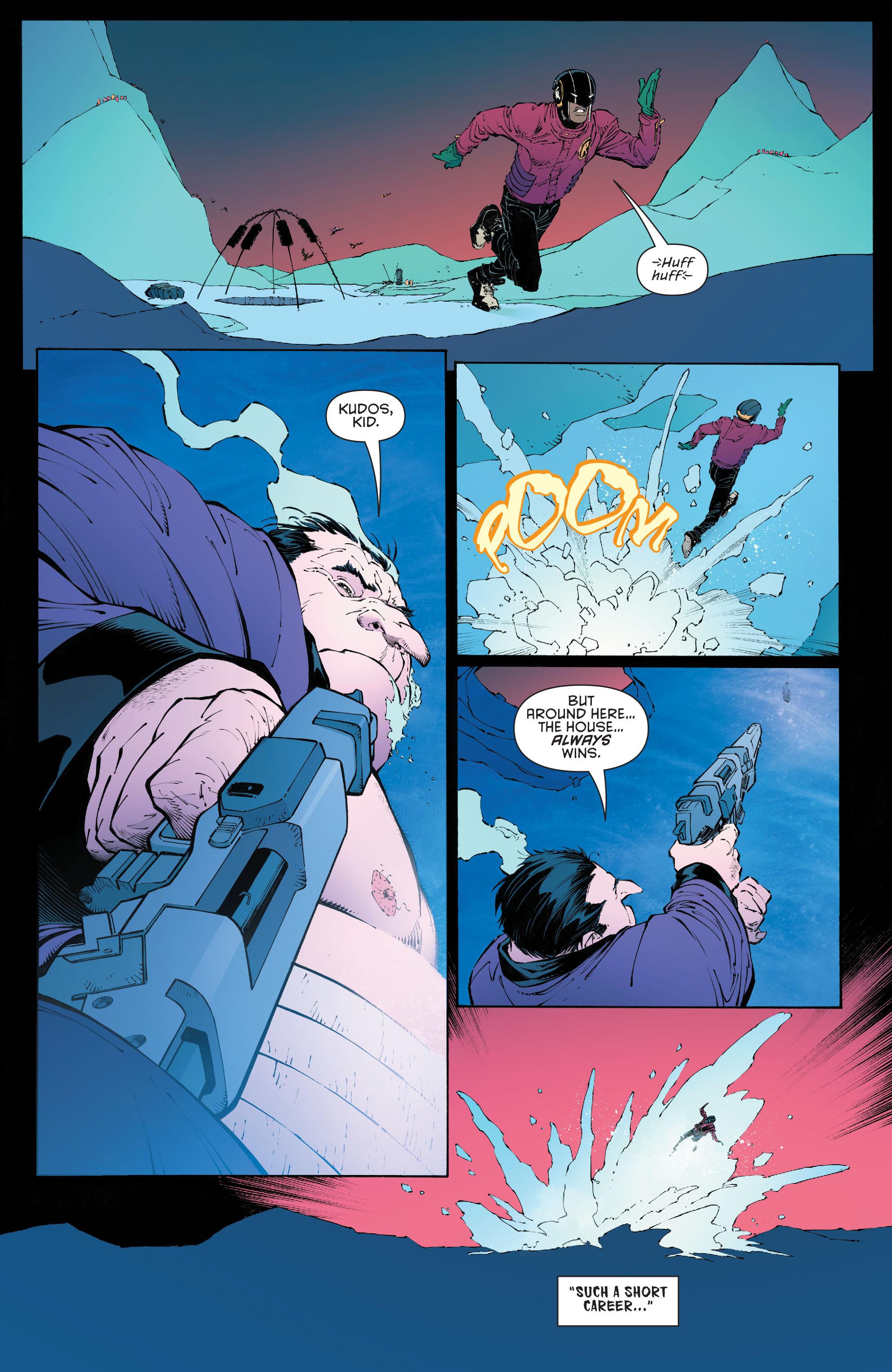 Read online Batman (2011) comic -  Issue # _TPB 9 - 36