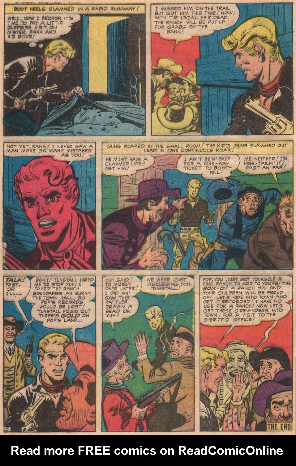 Read online Two-Gun Kid comic -  Issue #38 - 32