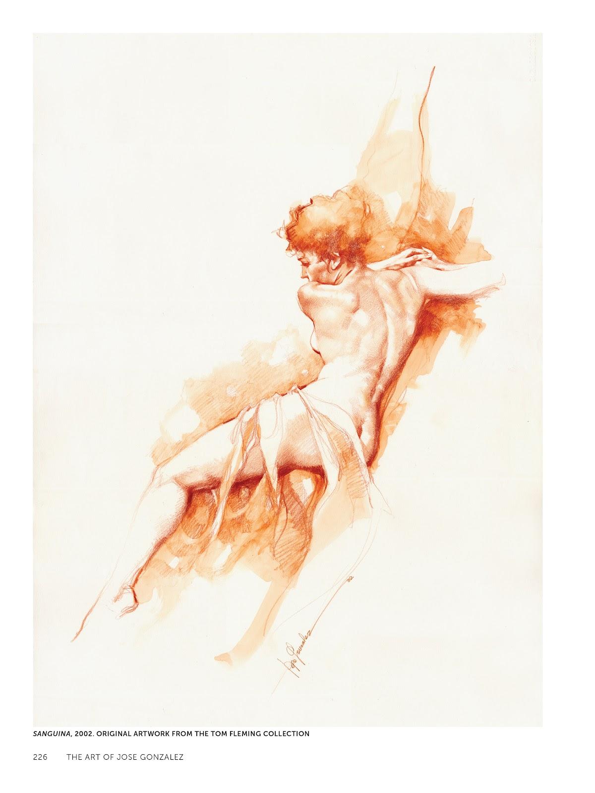 Read online The Art of Jose Gonzalez comic -  Issue # TPB (Part 3) - 29