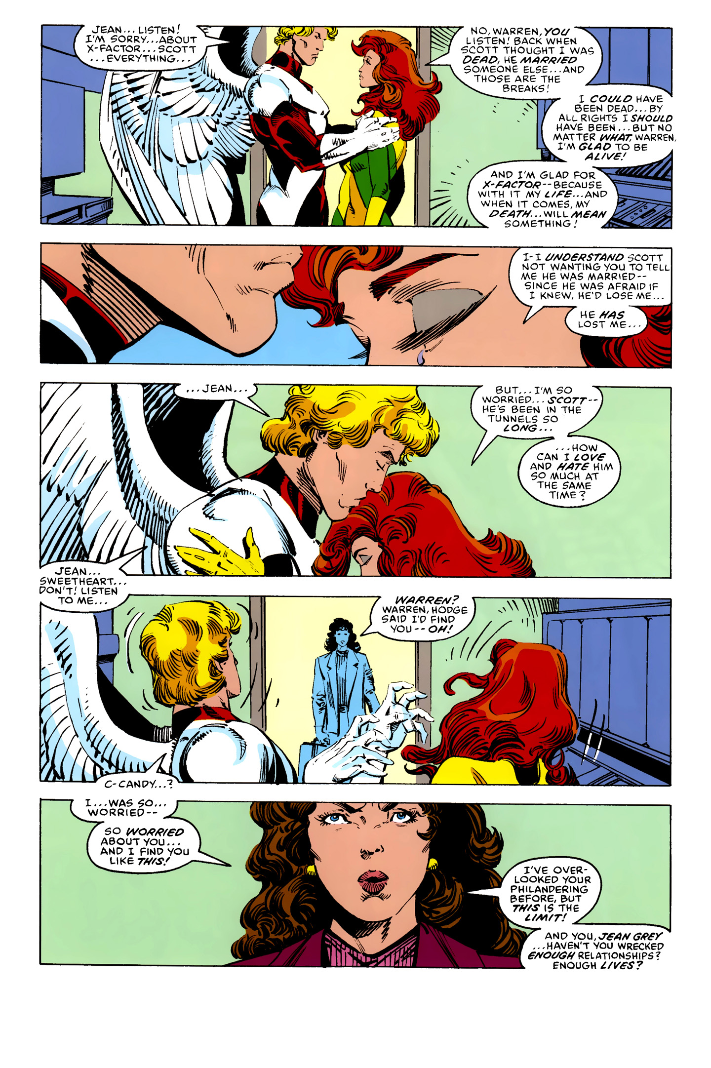 Read online X-Factor (1986) comic -  Issue #10 - 16