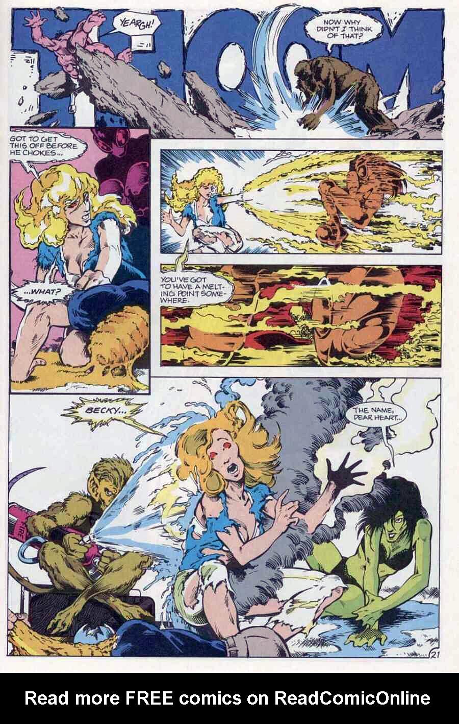 Elementals (1984) issue 1 - Page 22