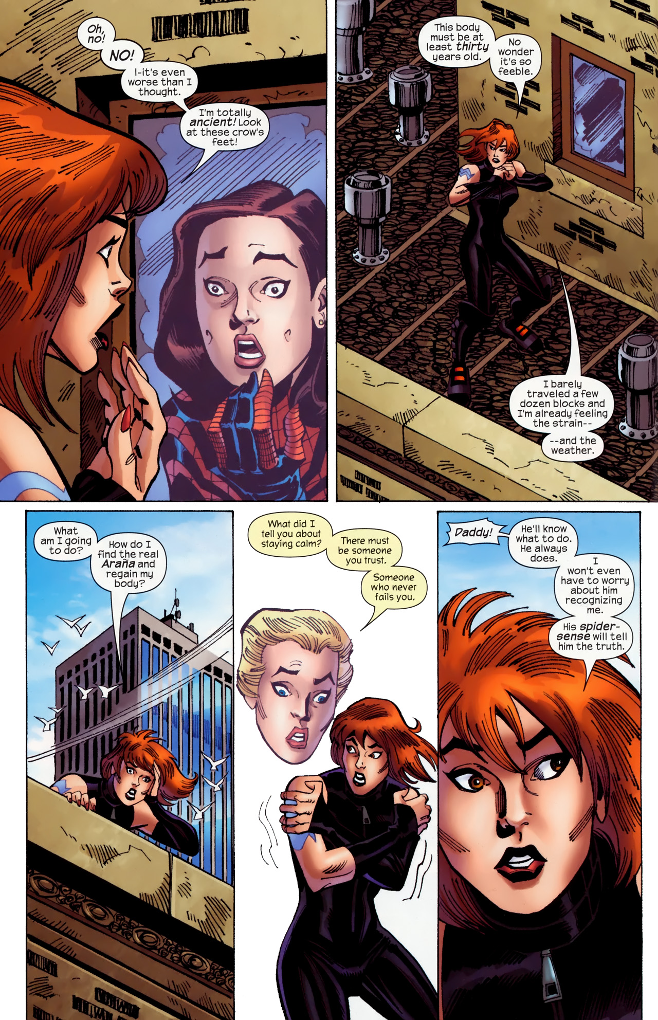 Read online Amazing Spider-Girl comic -  Issue #27 - 10