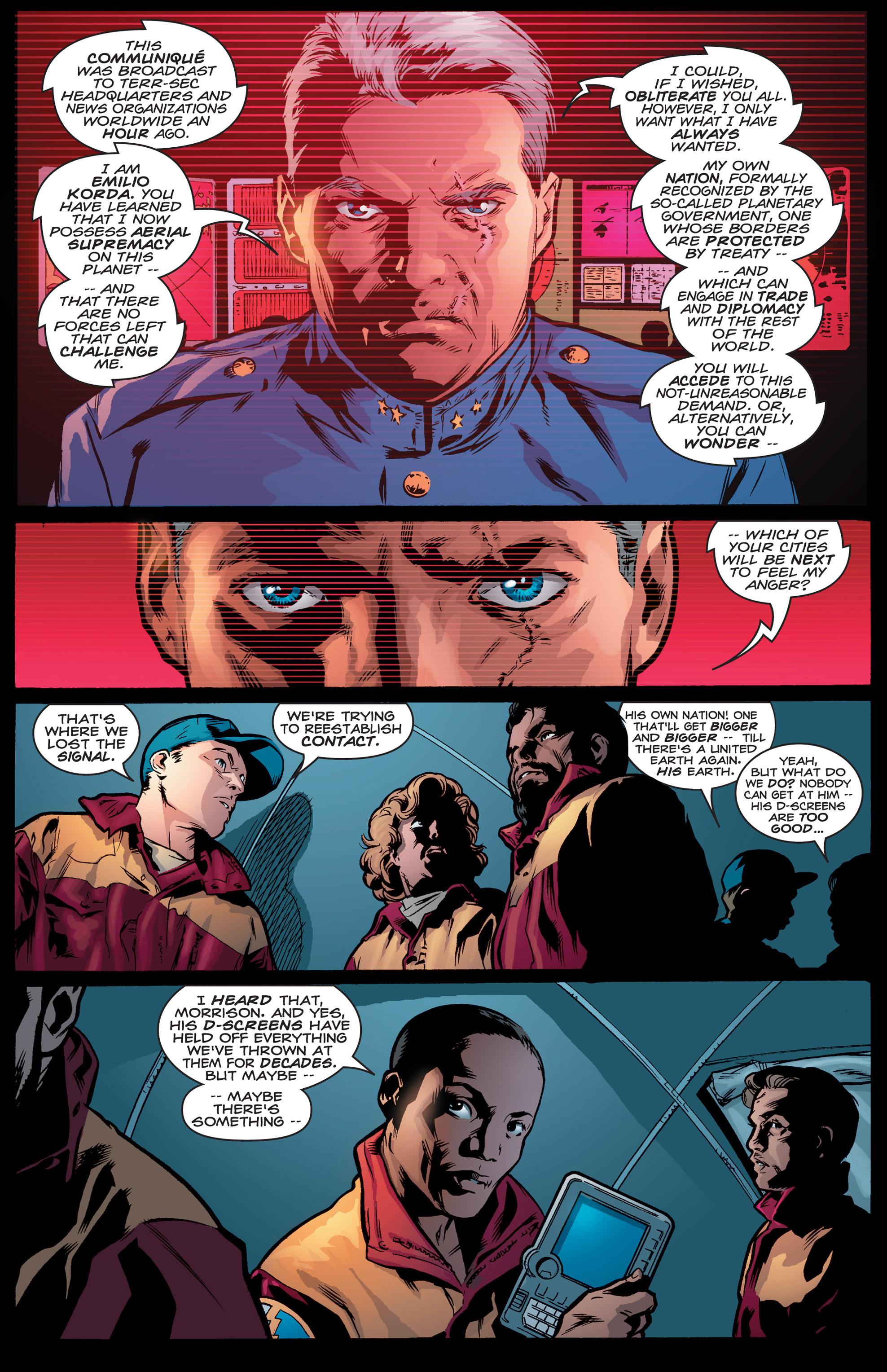 Read online Shockrockets comic -  Issue # TPB - 132