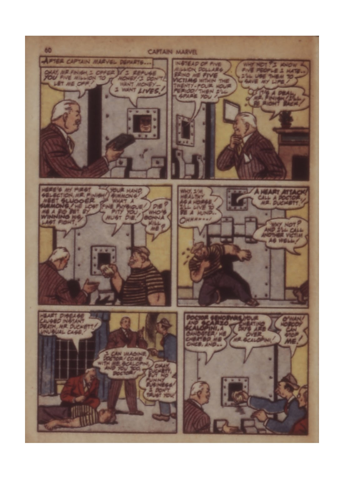 Captain Marvel Adventures issue 11 - Page 60