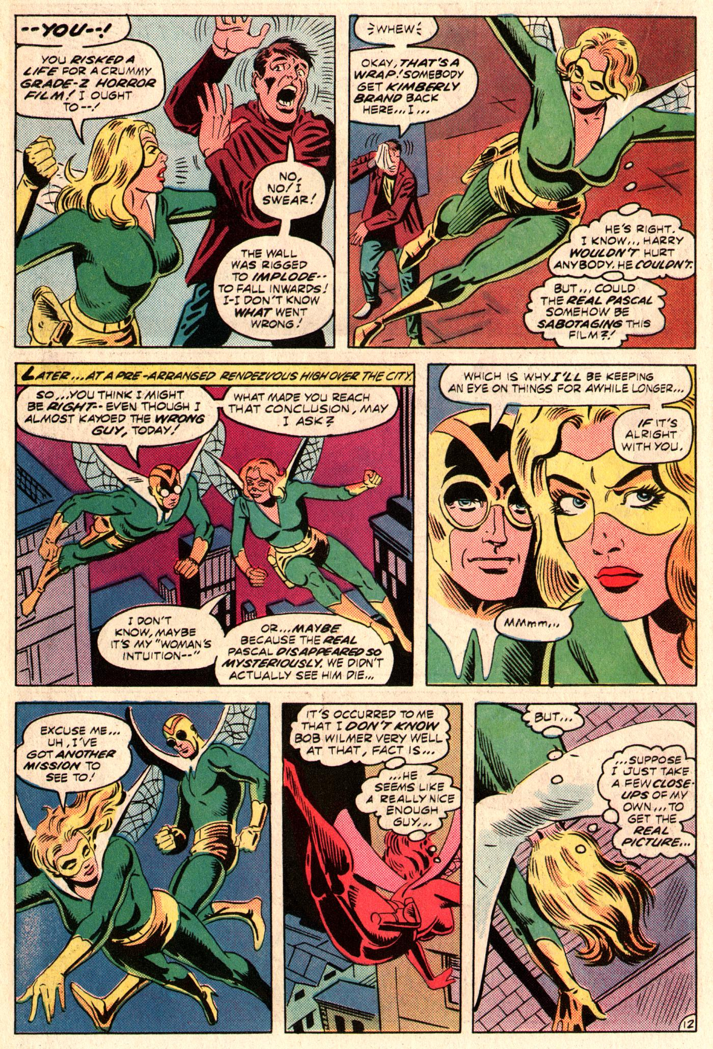 Read online The Fly (1983) comic -  Issue #3 - 13