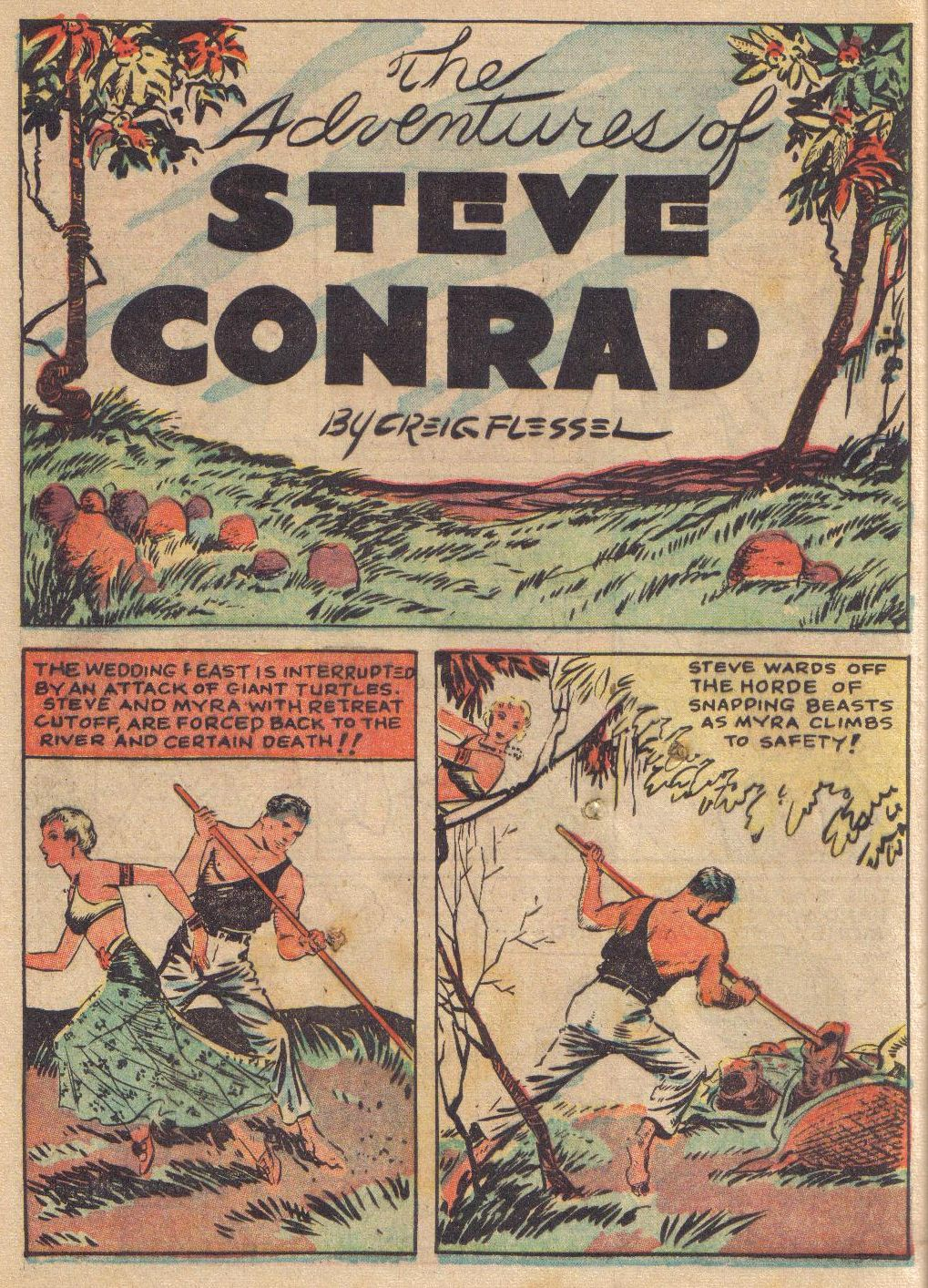 Read online Adventure Comics (1938) comic -  Issue #24 - 62