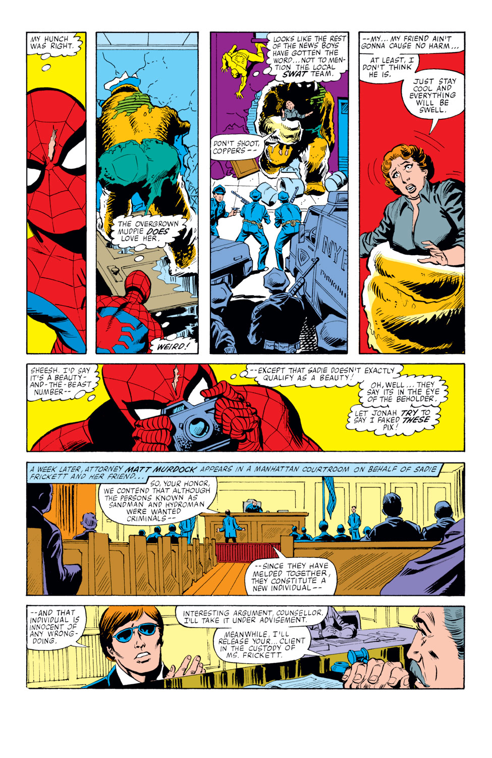 The Amazing Spider-Man (1963) 218 Page 8