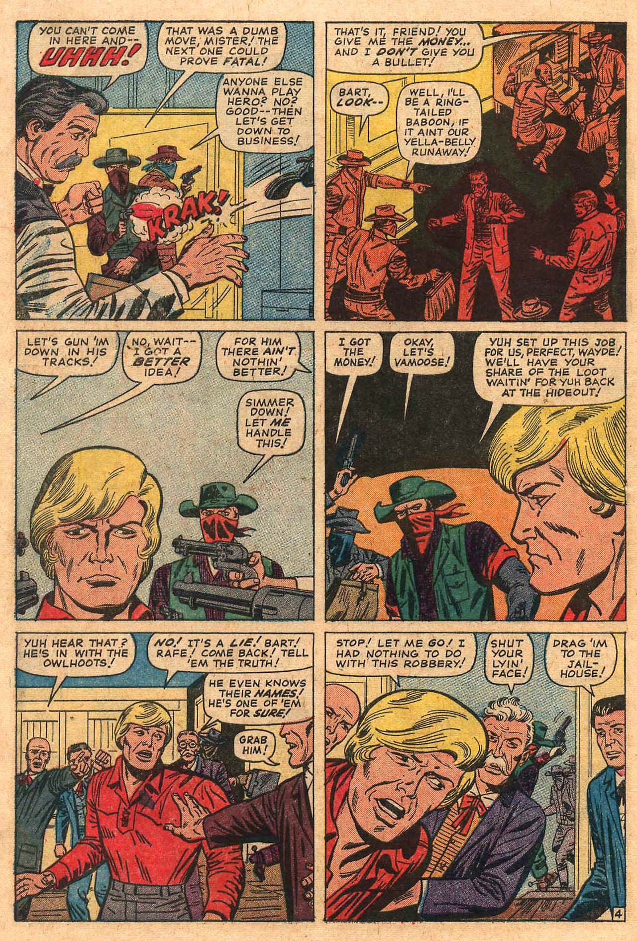 Read online Two-Gun Kid comic -  Issue #82 - 6