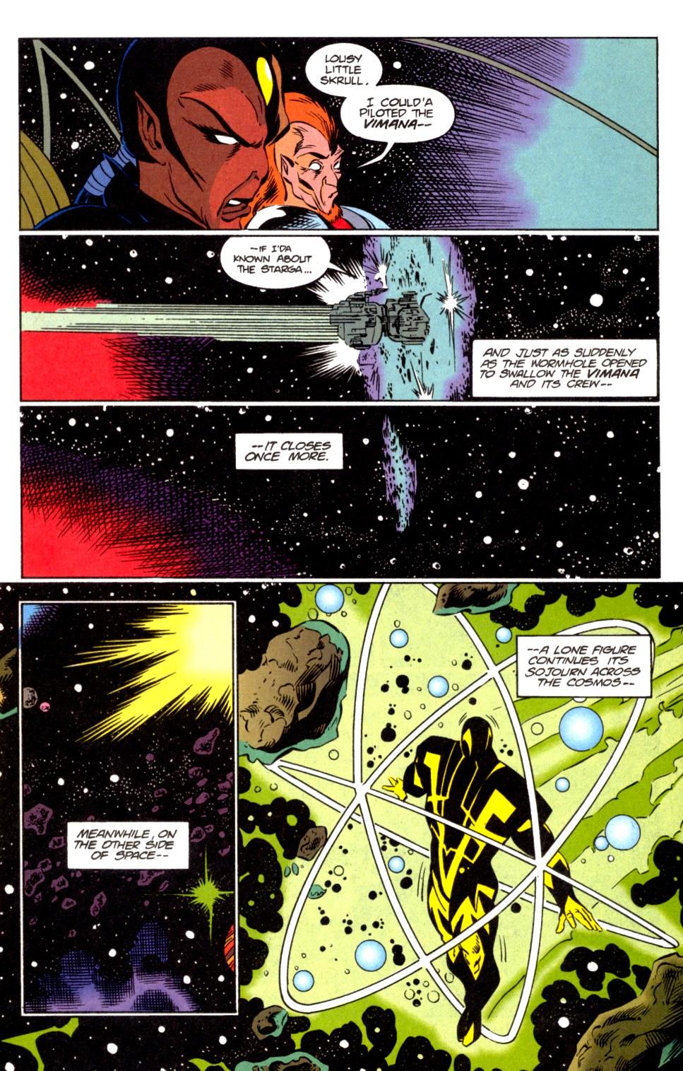 Read online Blackwulf comic -  Issue #6 - 14