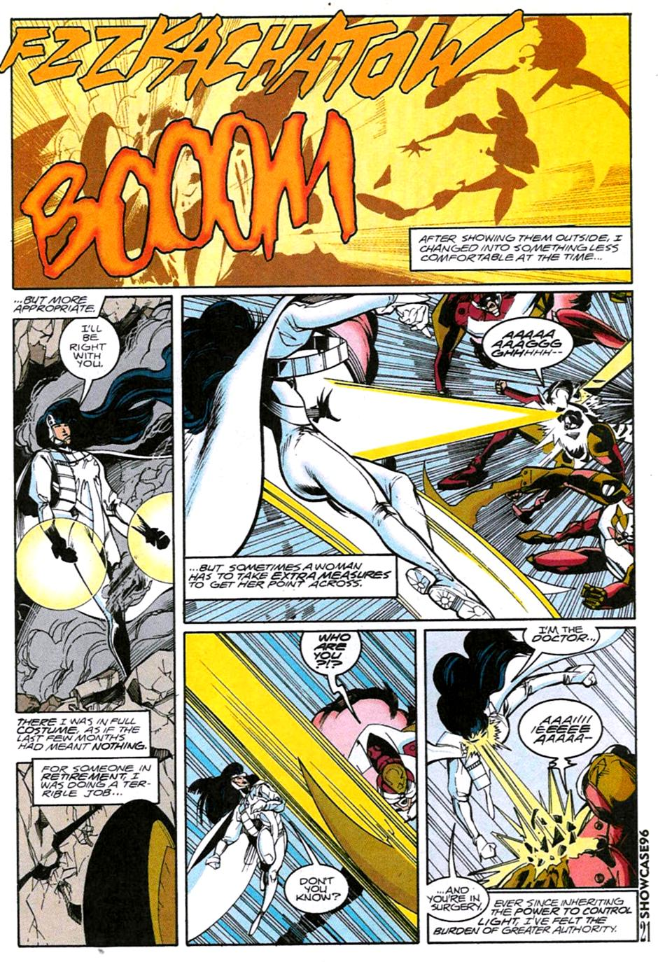 Read online Showcase '96 comic -  Issue #9 - 22