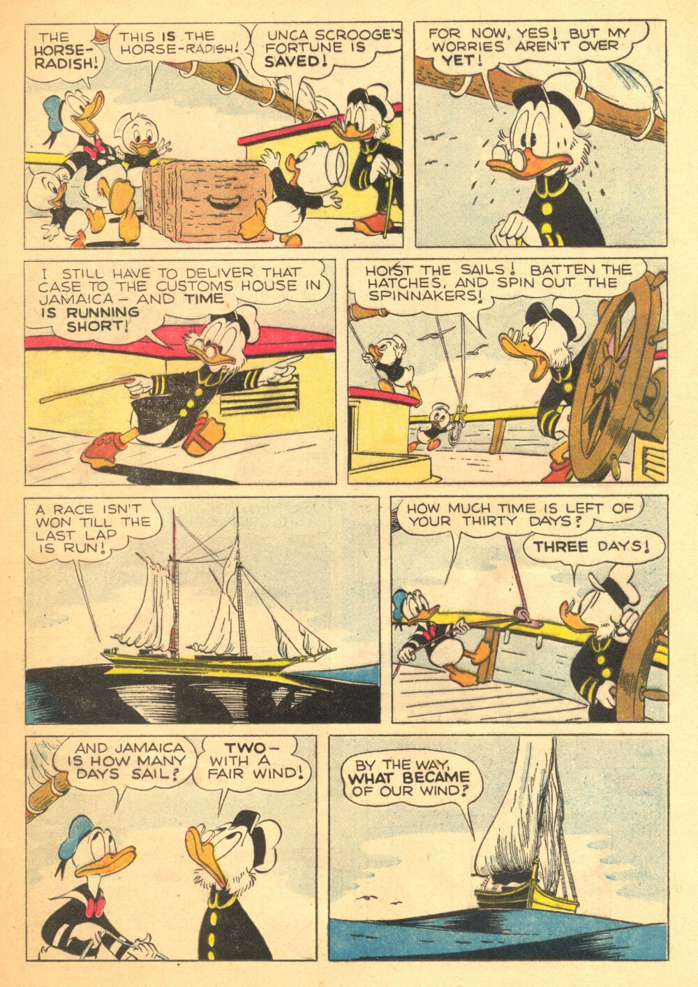 Read online Uncle Scrooge (1953) comic -  Issue #3 - 13