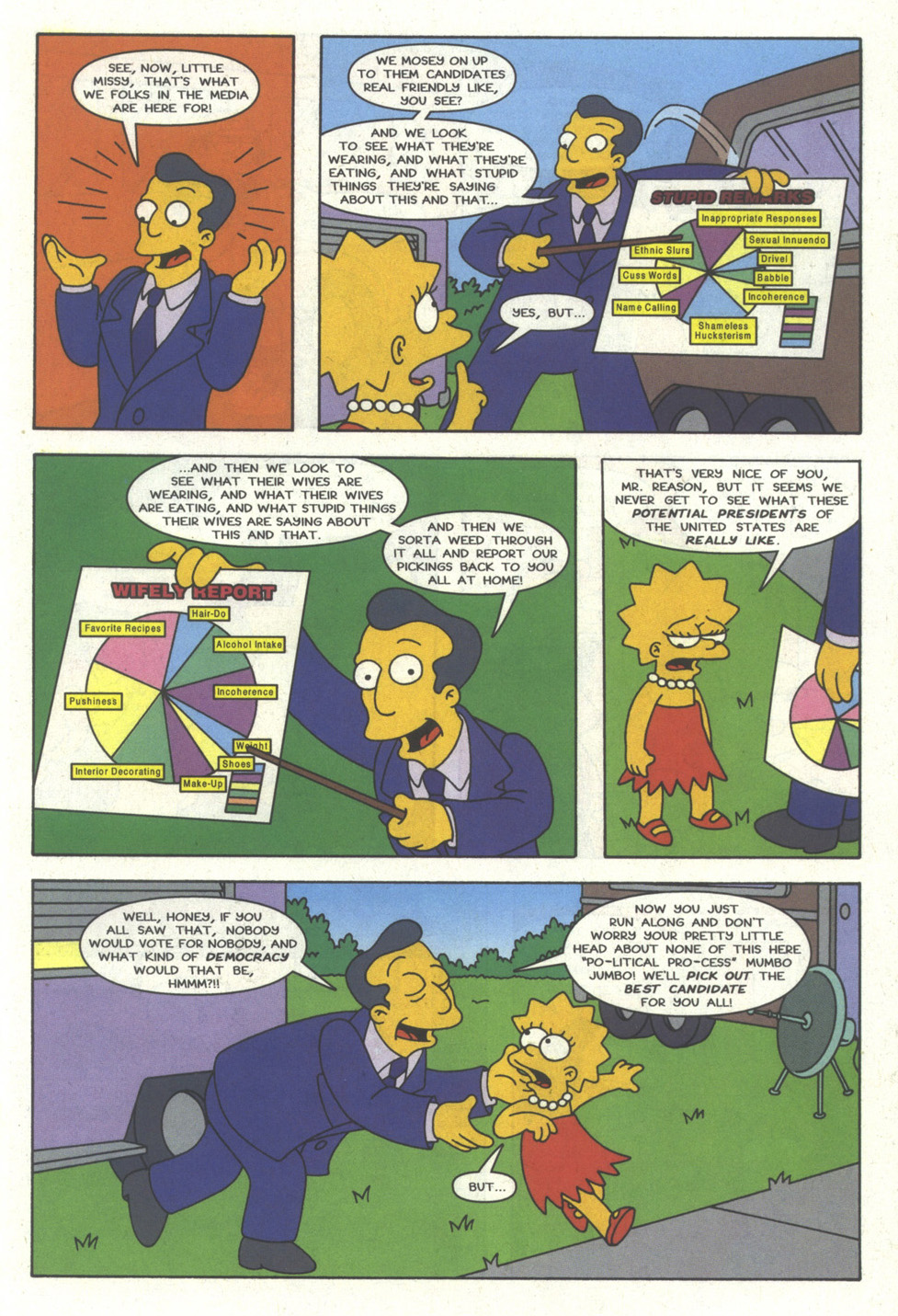 Read online Simpsons Comics comic -  Issue #24 - 14