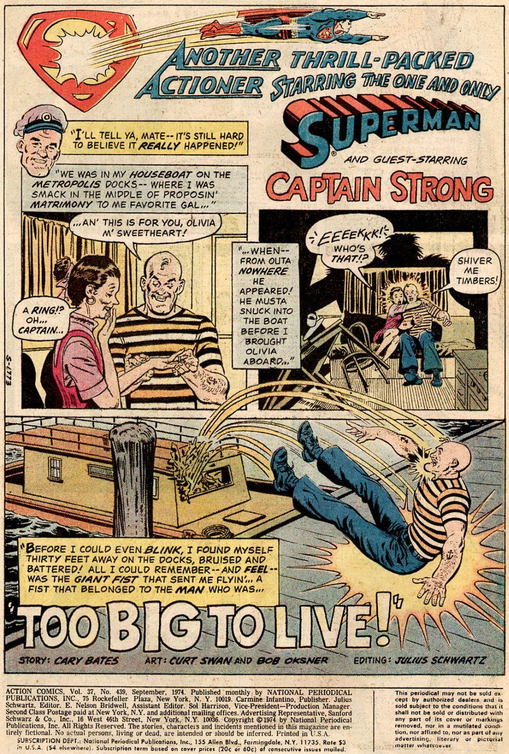 Action Comics (1938) 439 Page 2