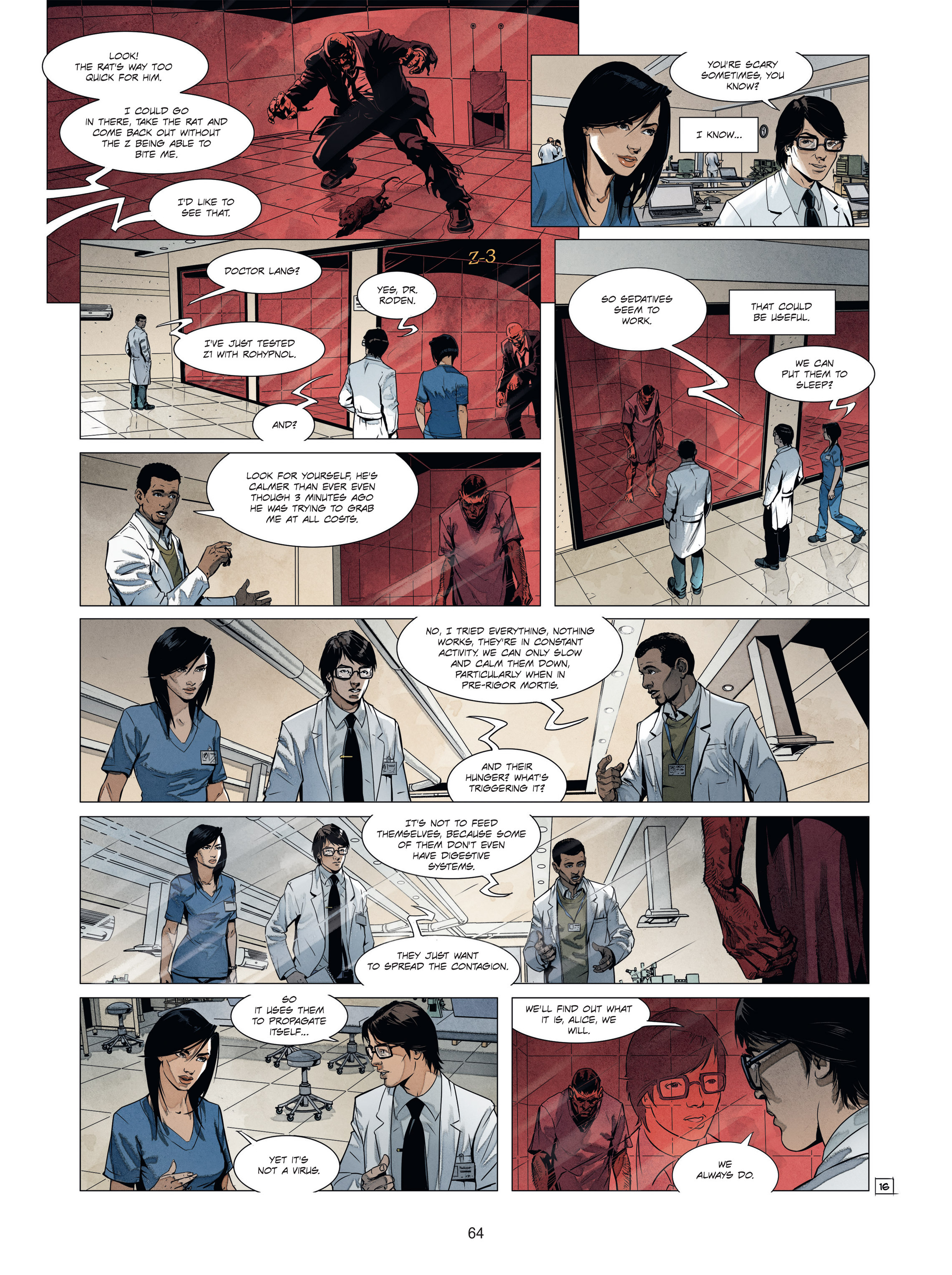 Read online Alice Matheson comic -  Issue #1 - 63
