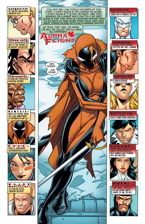 Read online Alpha Flight (2004) comic -  Issue #12 - 3