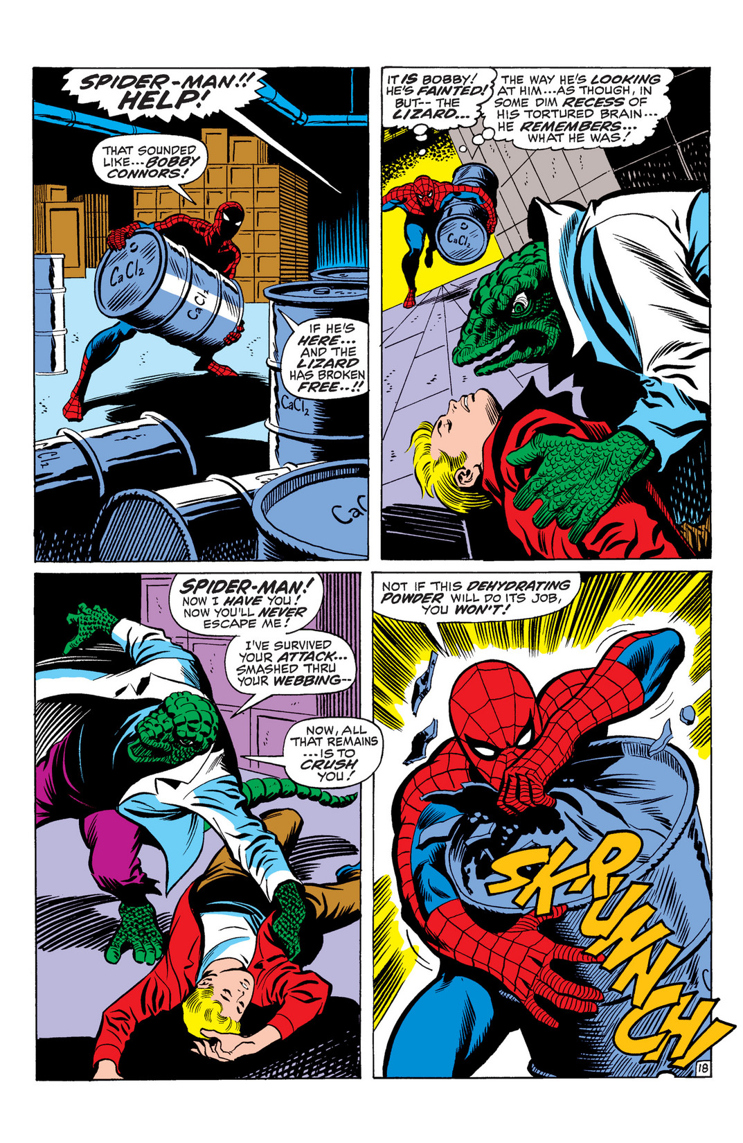 The Amazing Spider-Man (1963) 77 Page 18