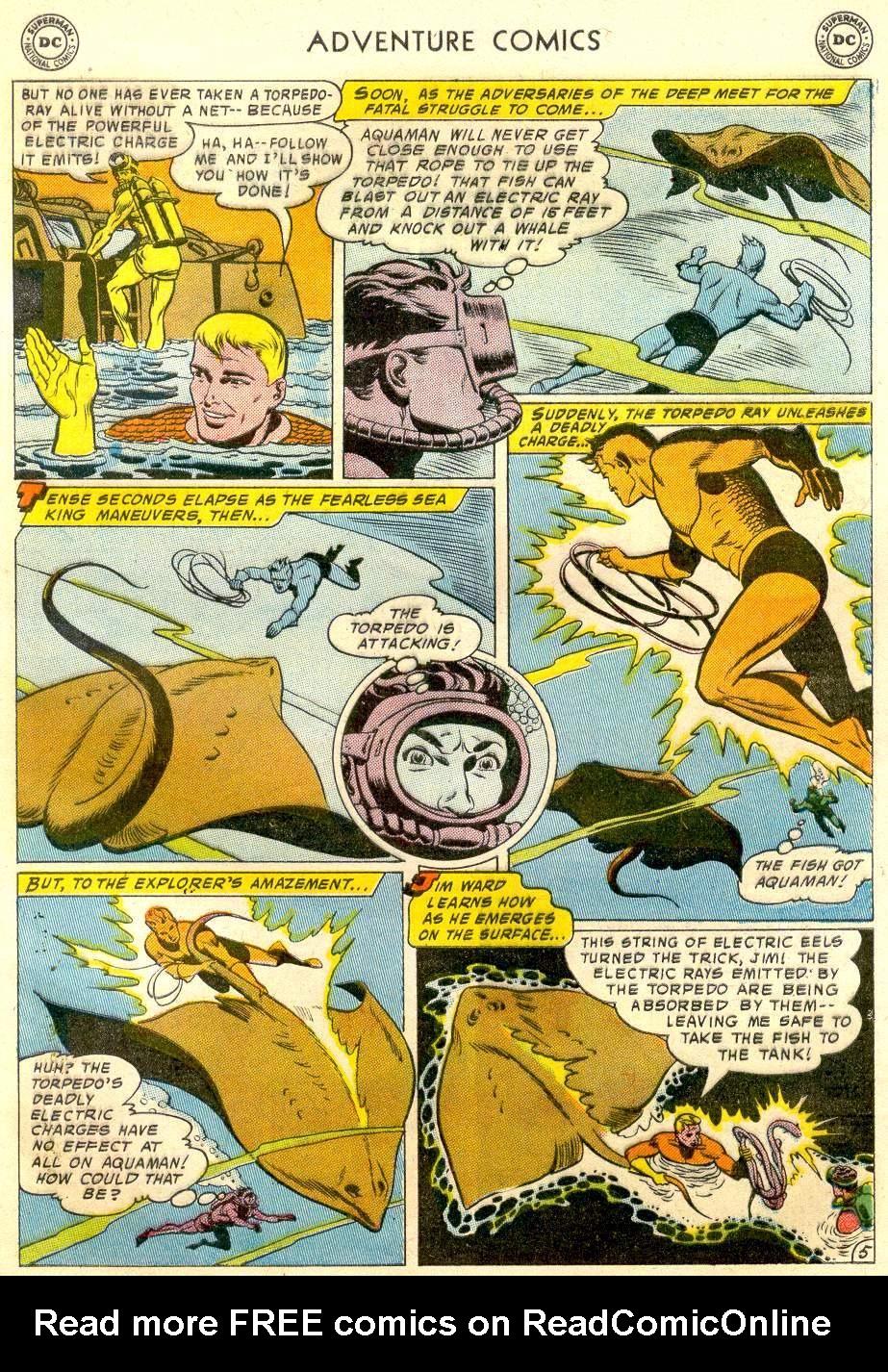 Read online Adventure Comics (1938) comic -  Issue #248 - 29
