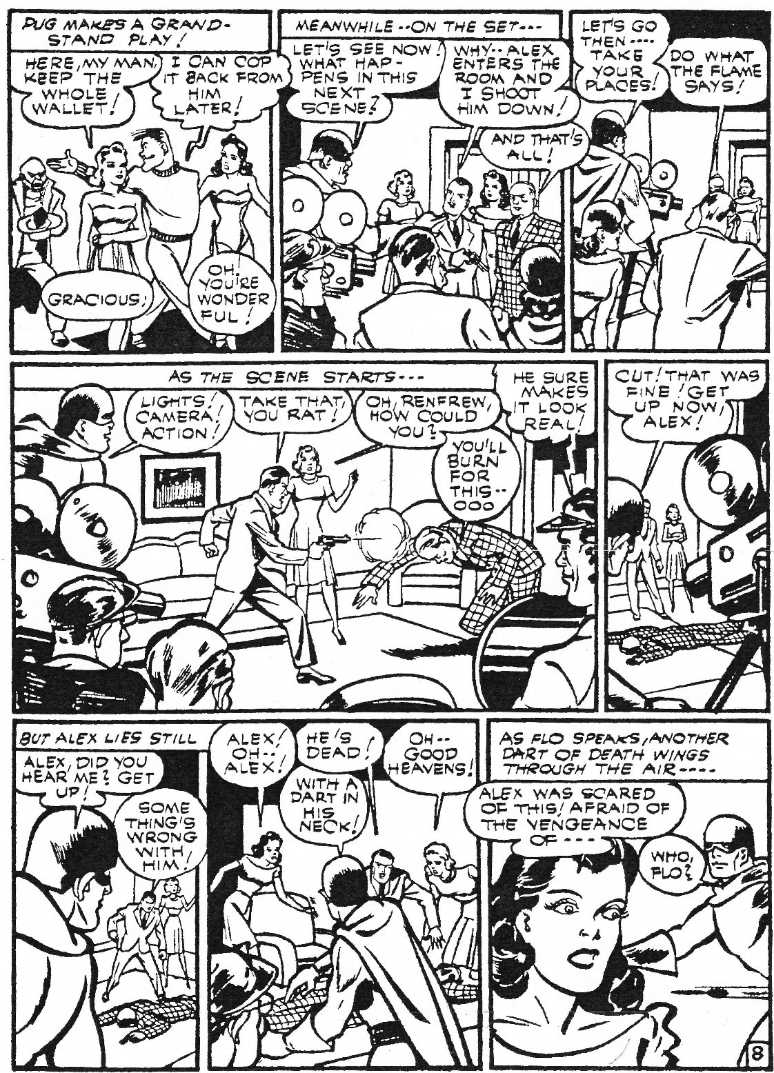 Read online Men of Mystery Comics comic -  Issue #74 - 30