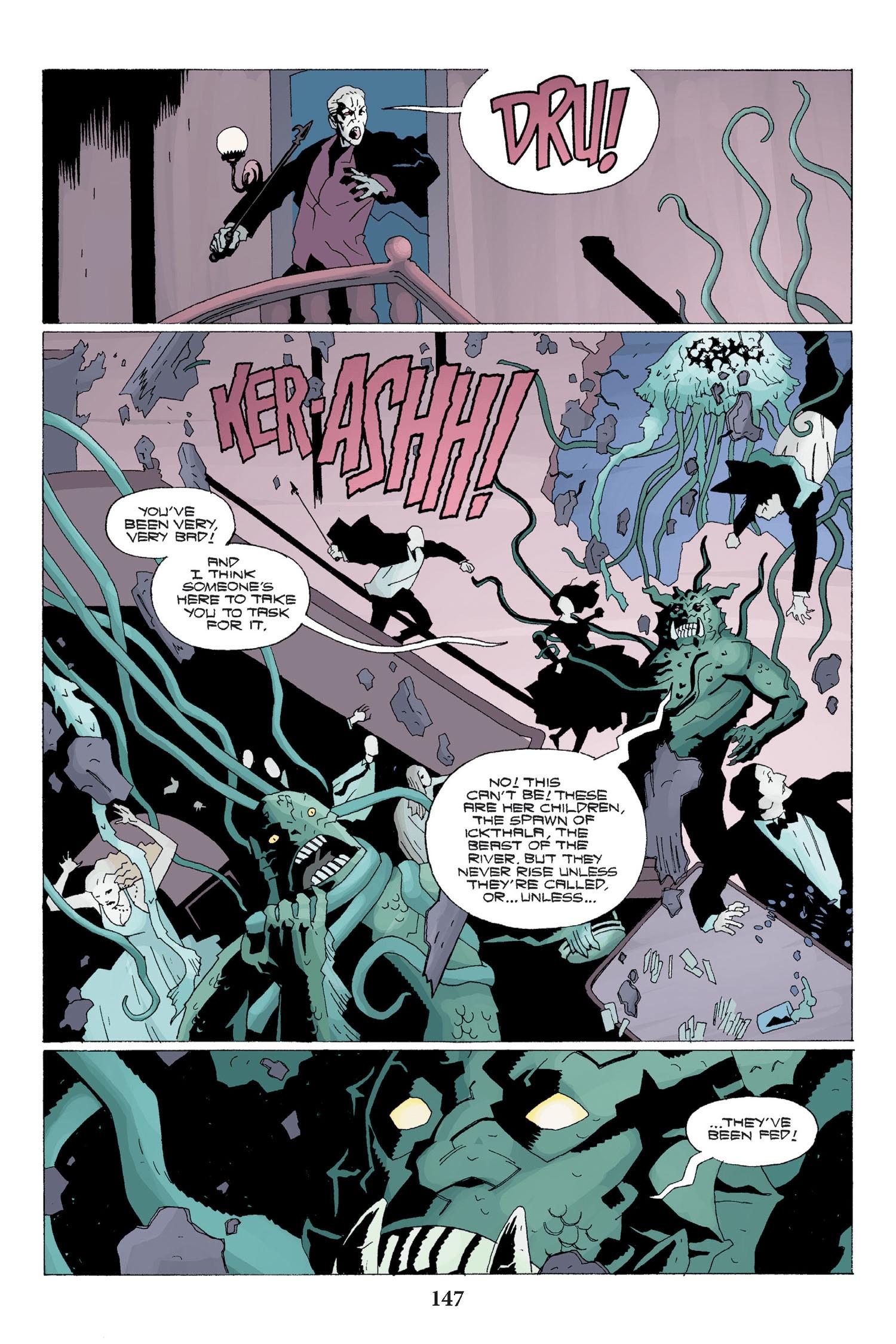 Read online Buffy the Vampire Slayer: Omnibus comic -  Issue # TPB 2 - 141