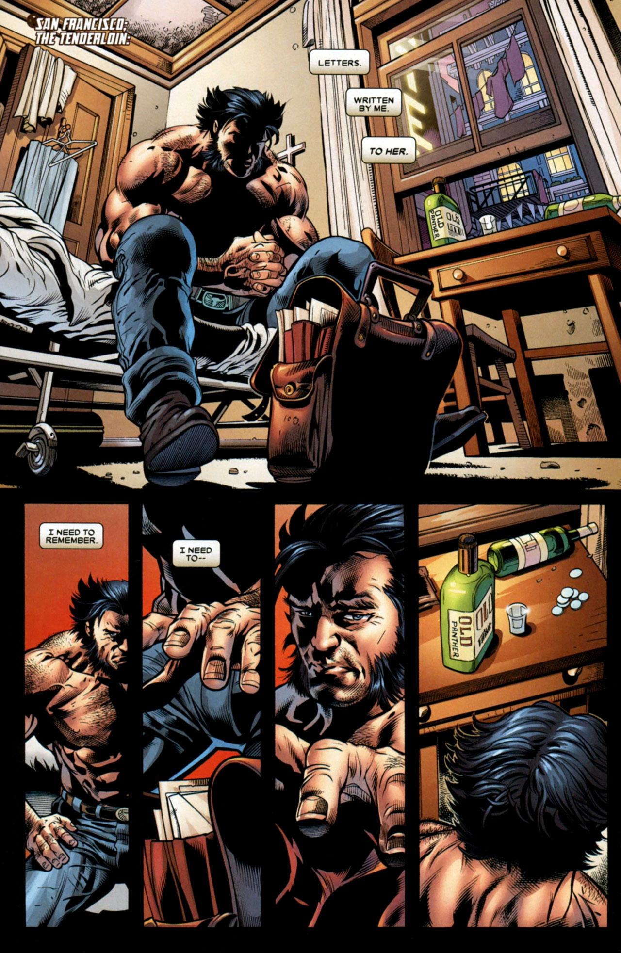 Read online Wolverine: Origins comic -  Issue #46 - 3
