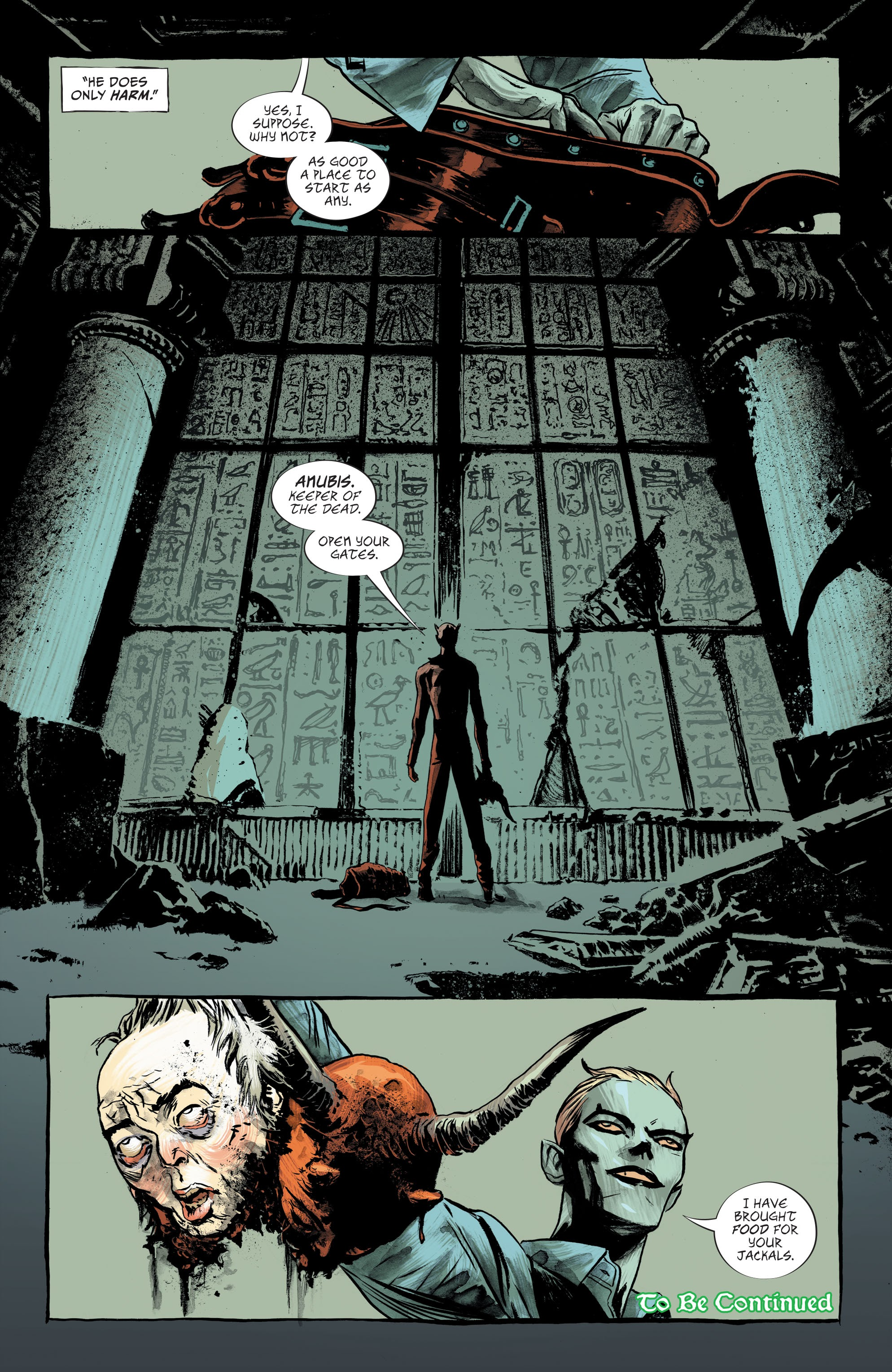 Read online Lucifer (2018) comic -  Issue #7 - 23