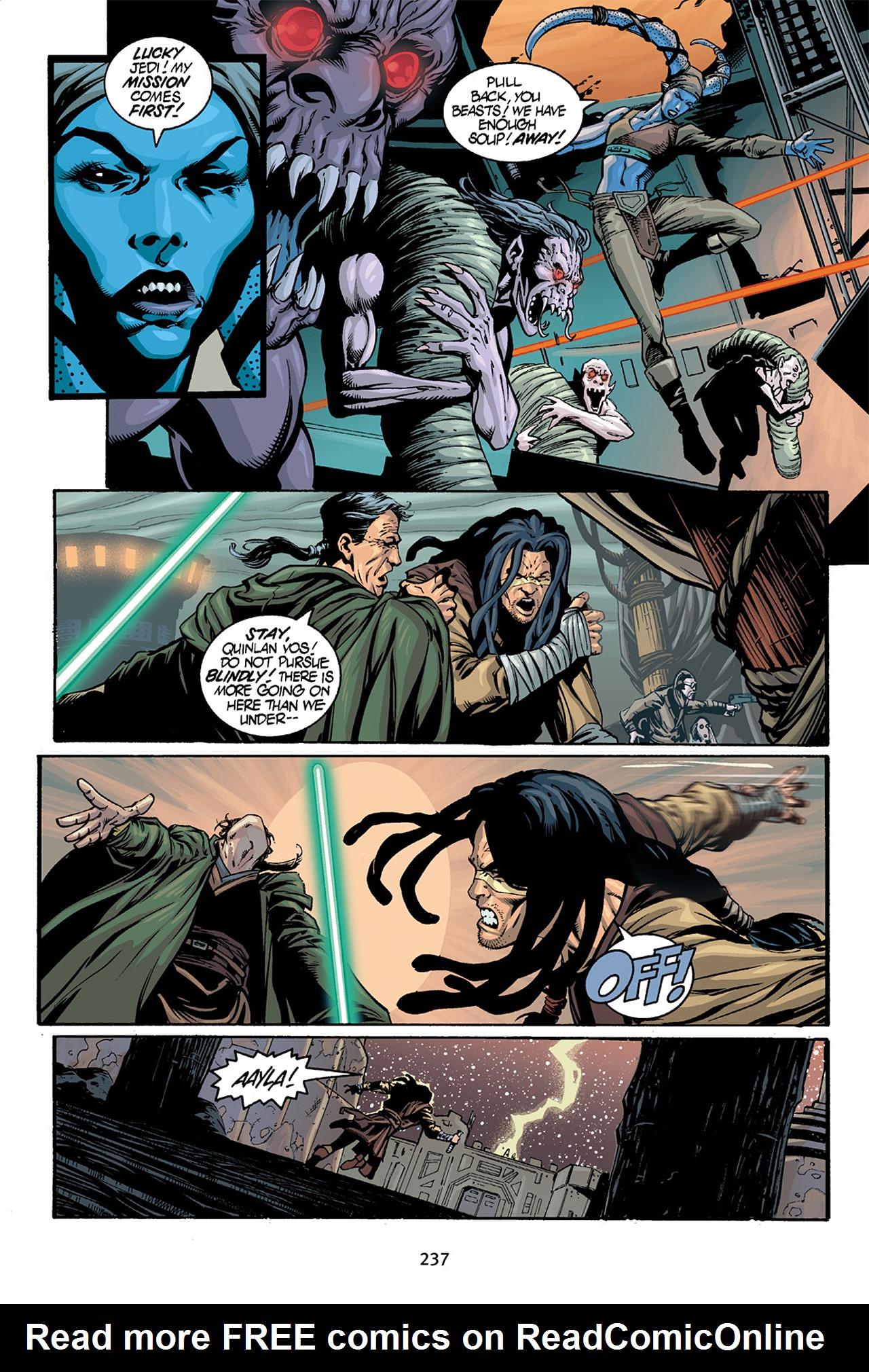 Read online Star Wars Omnibus comic -  Issue # Vol. 15 - 234