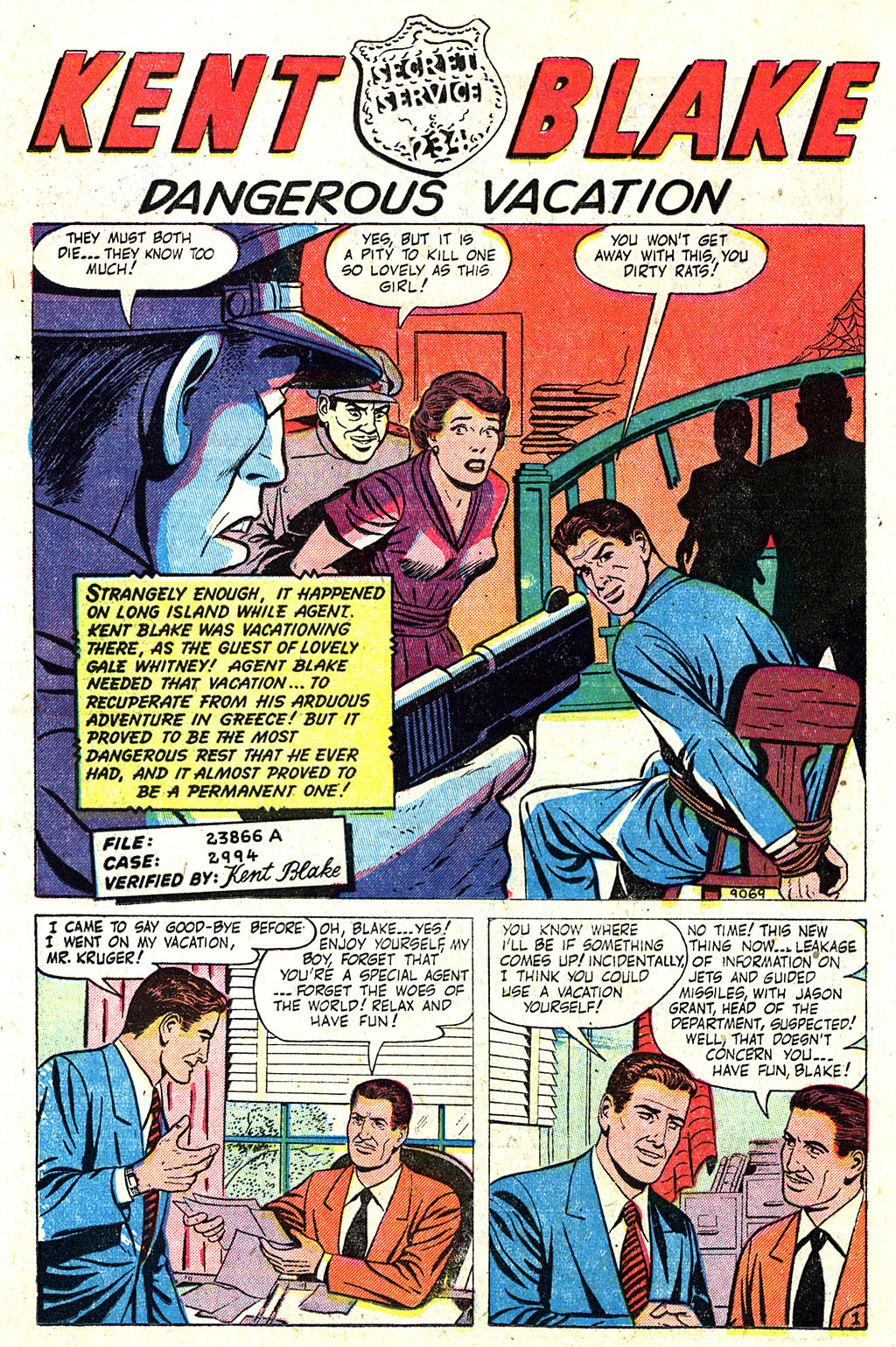 Kent Blake of the Secret Service issue 5 - Page 26