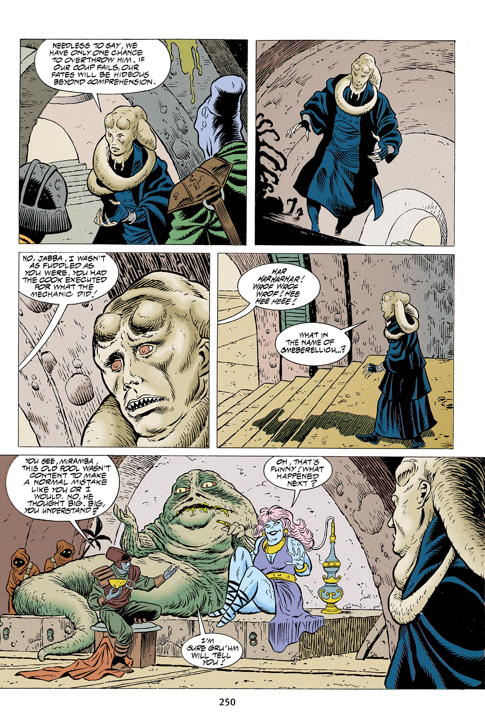 Read online Star Wars Omnibus comic -  Issue # Vol. 30 - 247