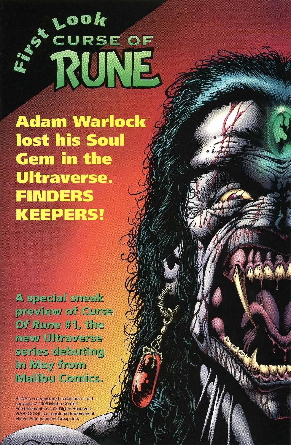 Read online Rune (1994) comic -  Issue #8 - 28