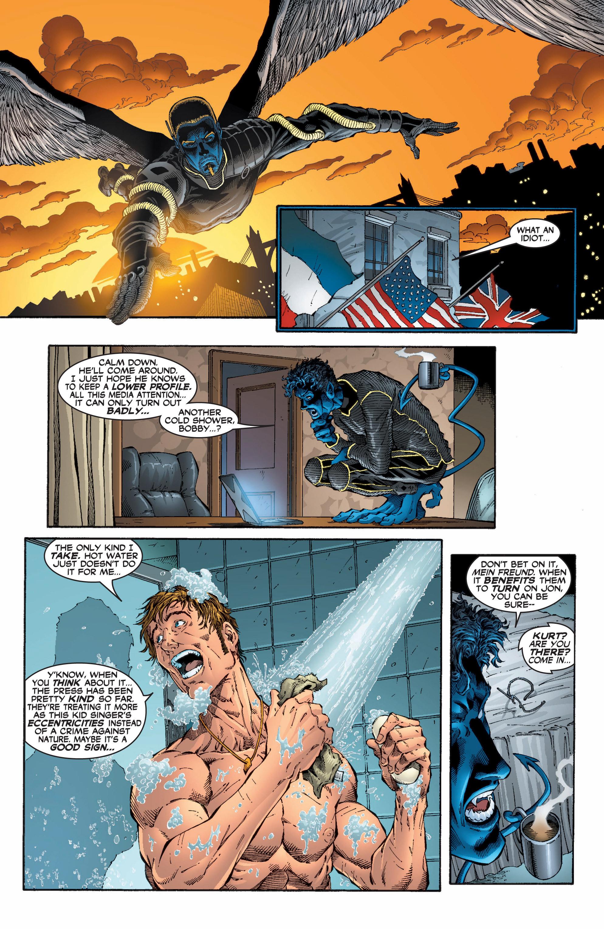 Read online Uncanny X-Men (1963) comic -  Issue #396 - 12