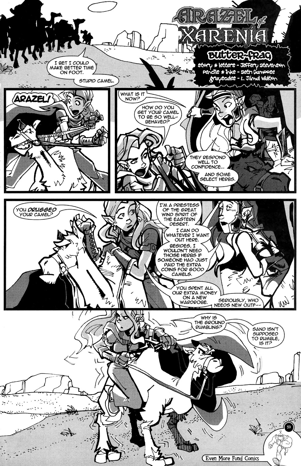 Read online Even More Fund Comics comic -  Issue # TPB (Part 1) - 59