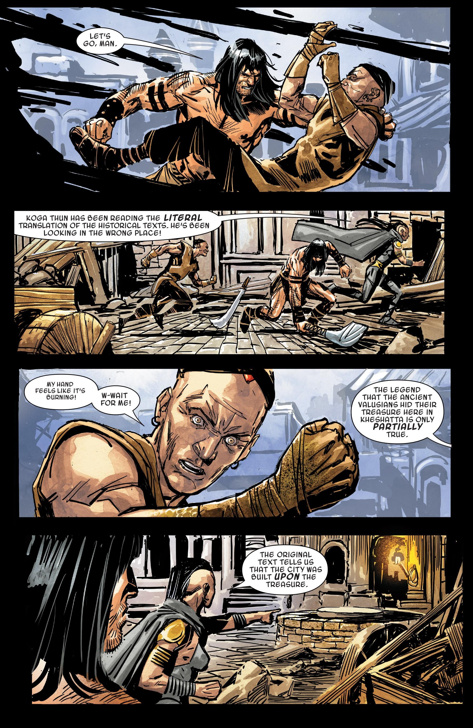 Read online Savage Sword of Conan comic -  Issue #3 - 19