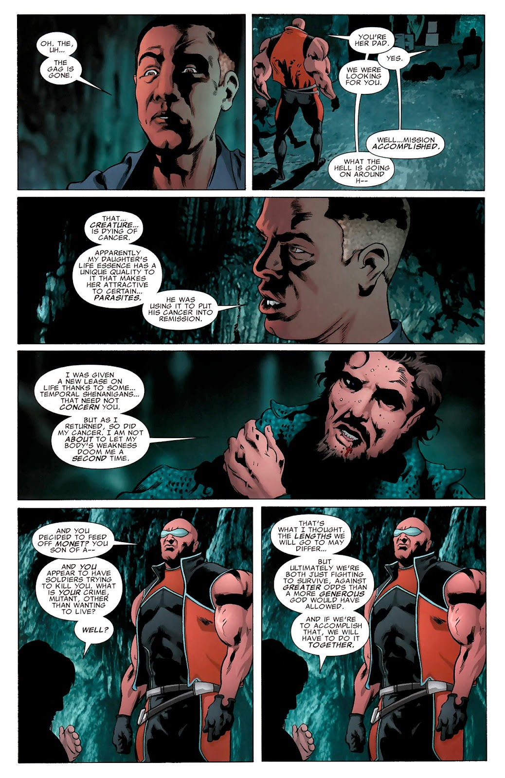 Read online X-Men: Second Coming Revelations comic -  Issue # TPB (Part 2) - 92