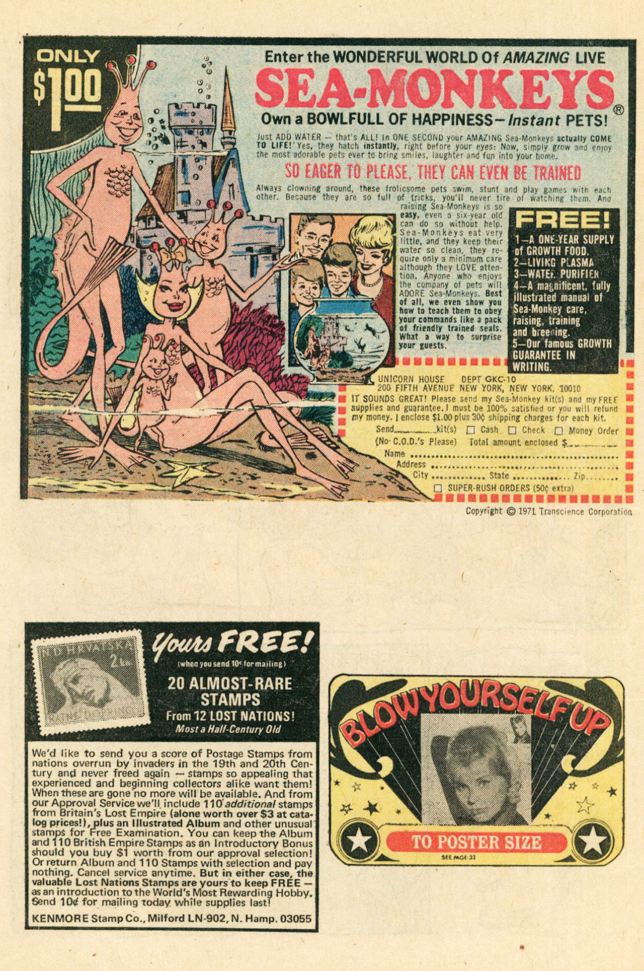 Read online Scooby-Doo... Where Are You! (1970) comic -  Issue #9 - 31