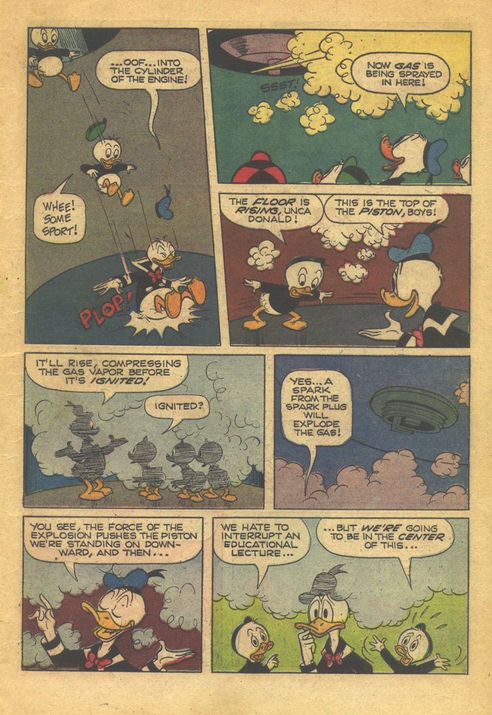 Walt Disney's Comics and Stories issue 331 - Page 7