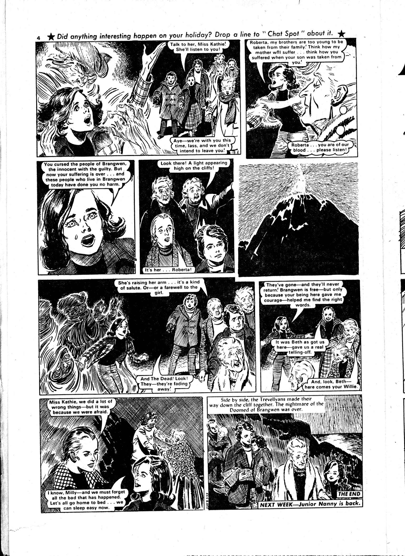 Read online Judy comic -  Issue #913 - 4