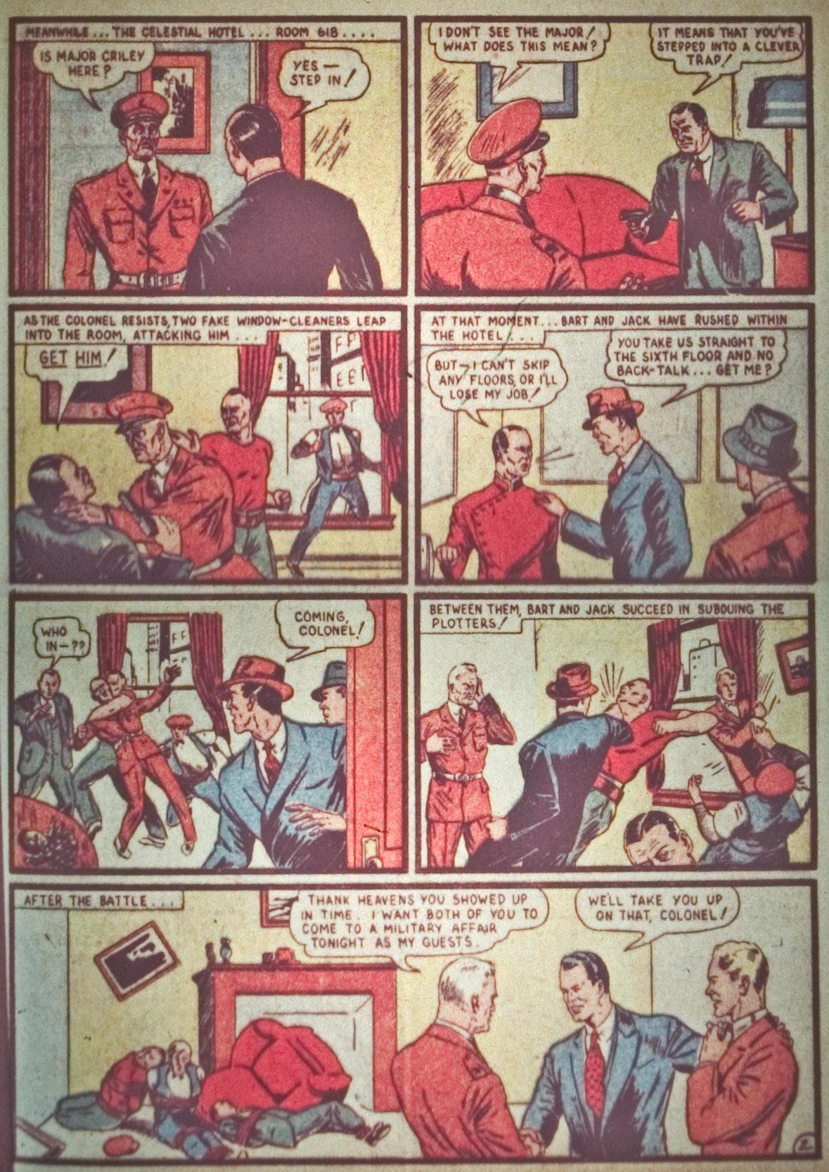 Detective Comics (1937) 29 Page 22