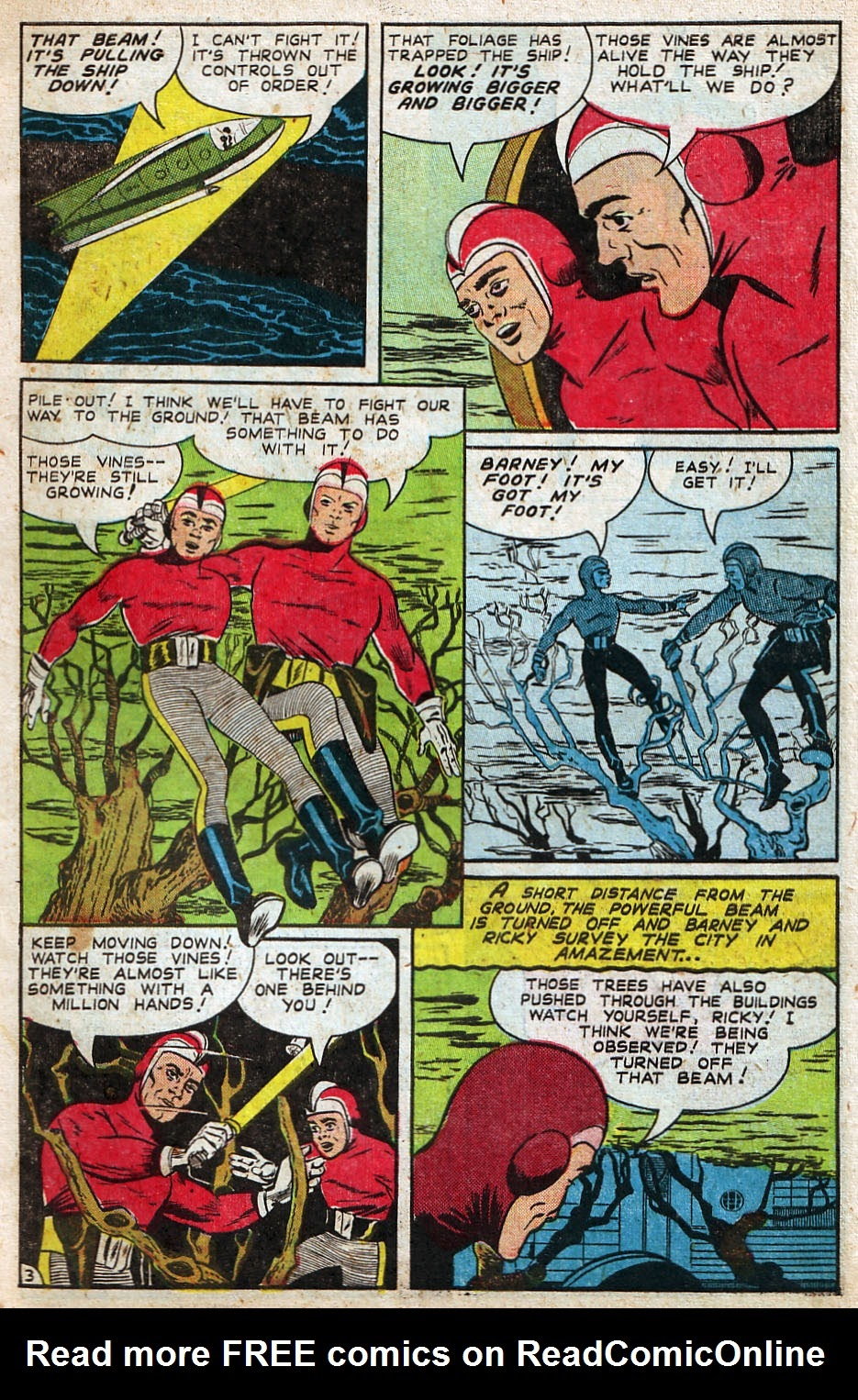 Read online Famous Funnies comic -  Issue #192 - 5