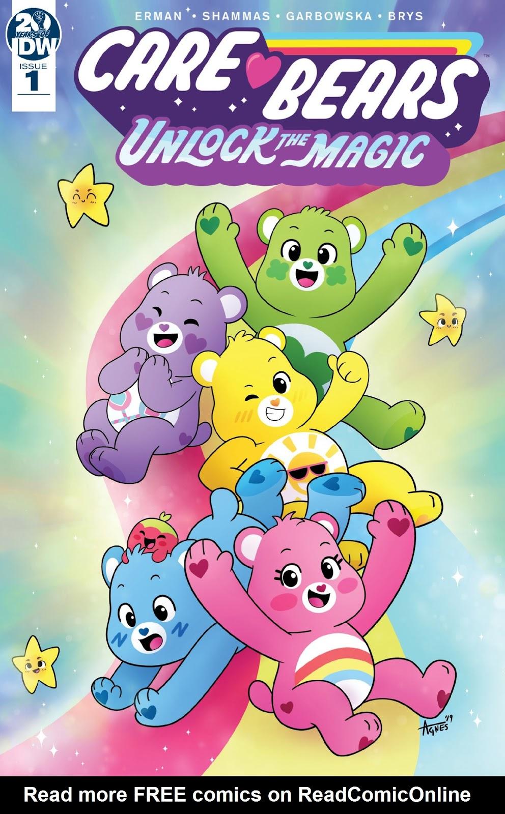 Care Bears 1 Page 1
