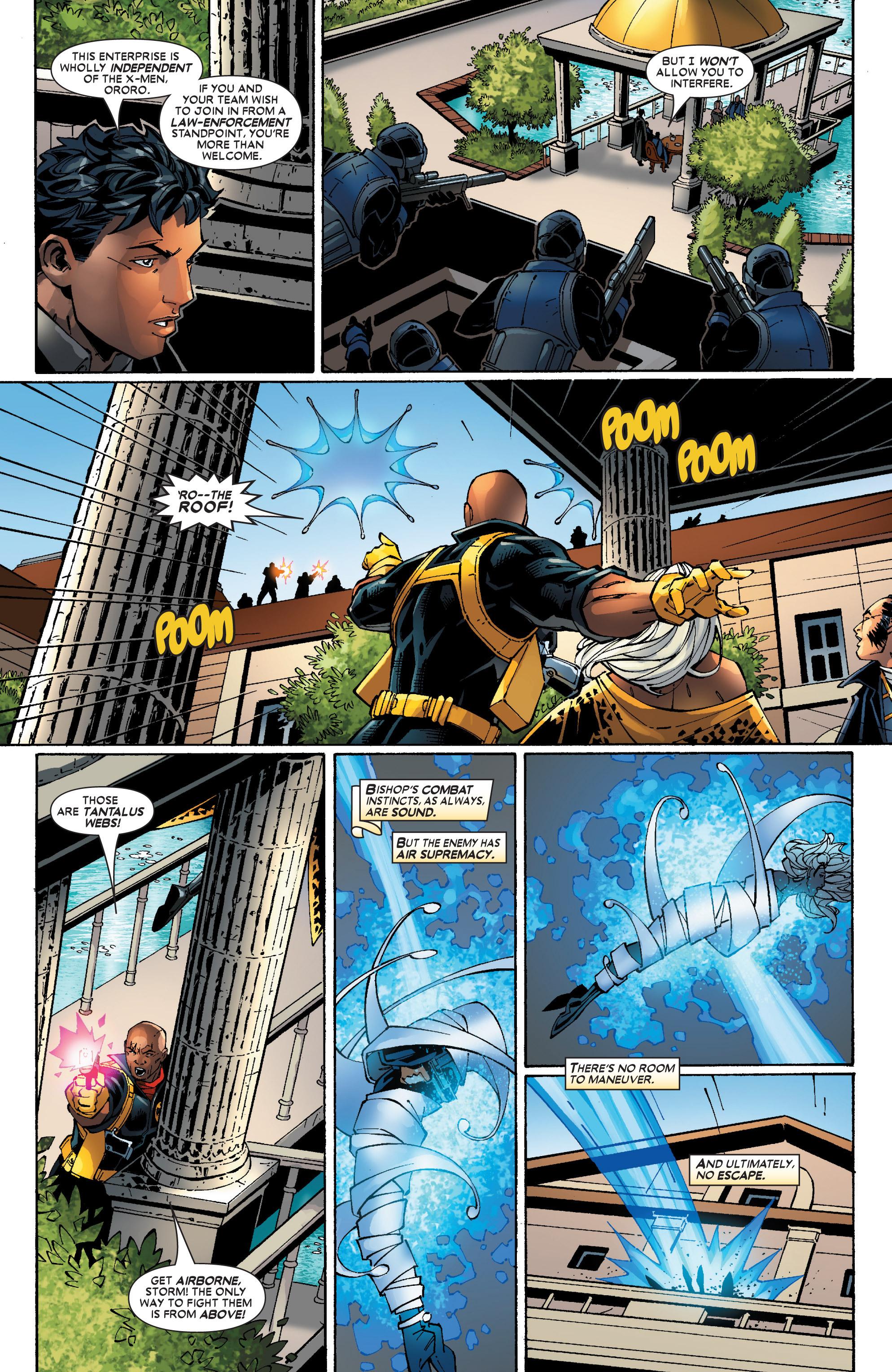Read online Uncanny X-Men (1963) comic -  Issue #453 - 23