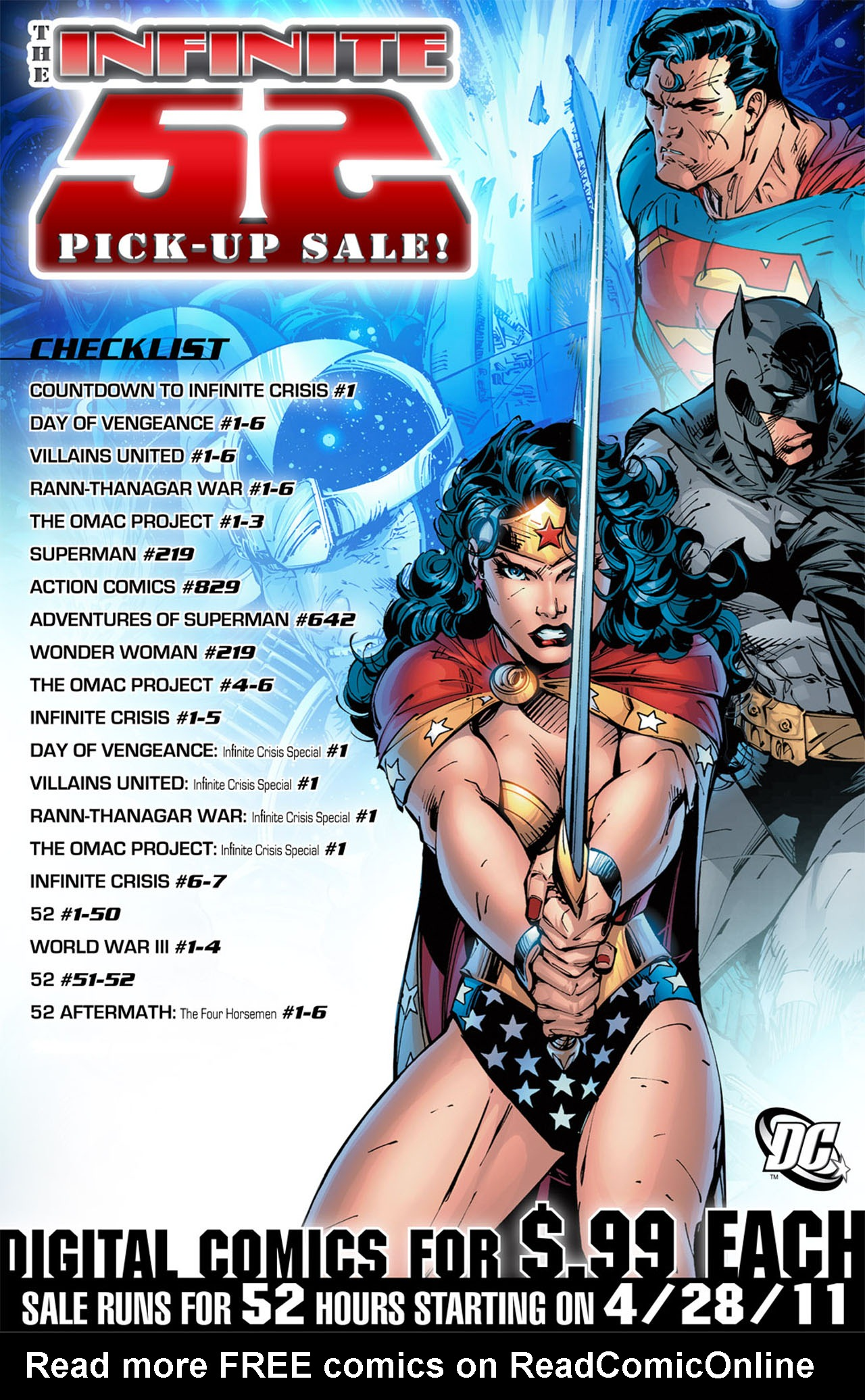 Read online 52 comic -  Issue #46 - 23