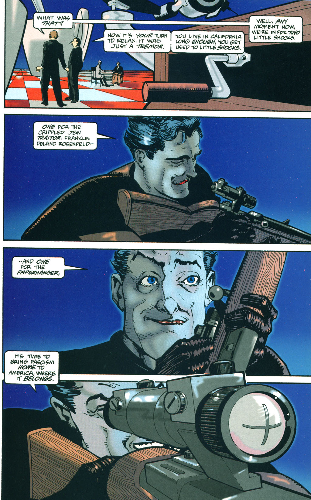 Read online Batman: Dark Allegiances comic -  Issue # Full - 57