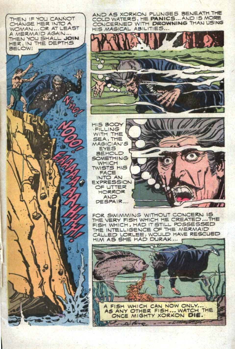 Read online Dr. Spektor Presents Spine-Tingling Tales comic -  Issue #3 - 31